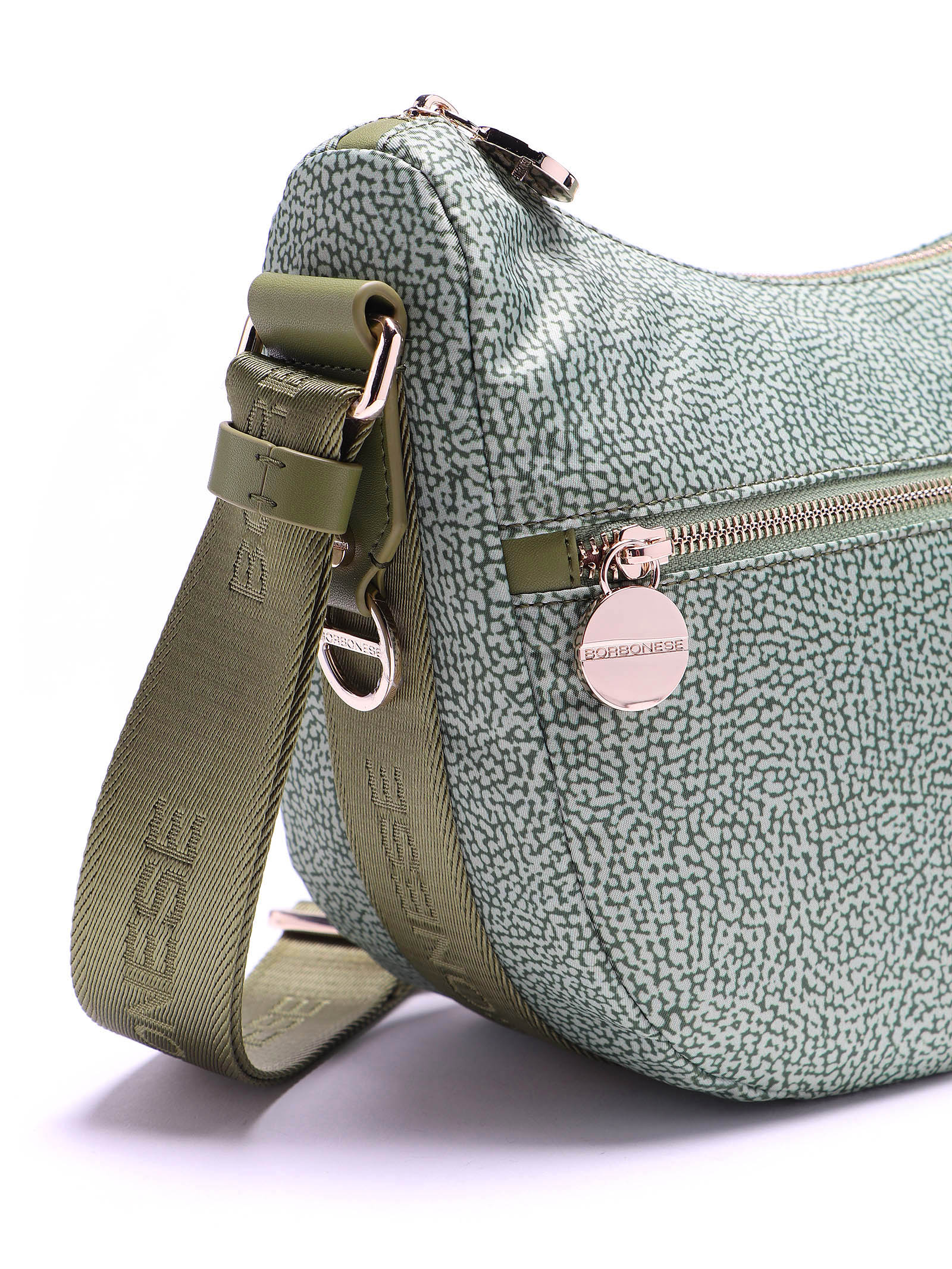 Picture of Borbonese | Luna Bag Small