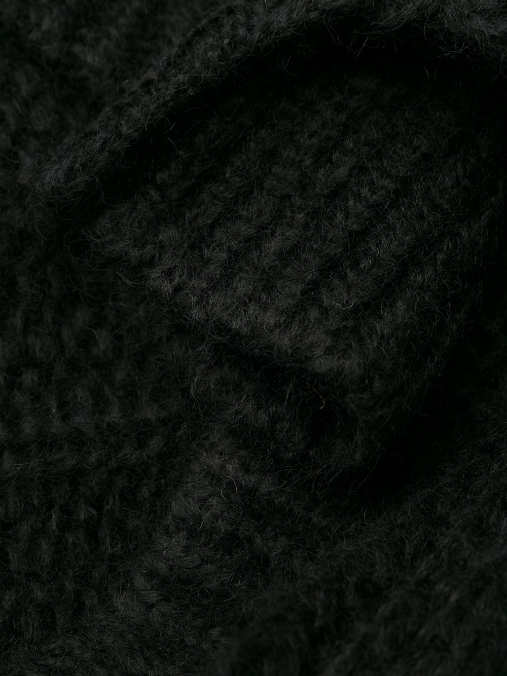 Picture of Prada | V Neck Mohair