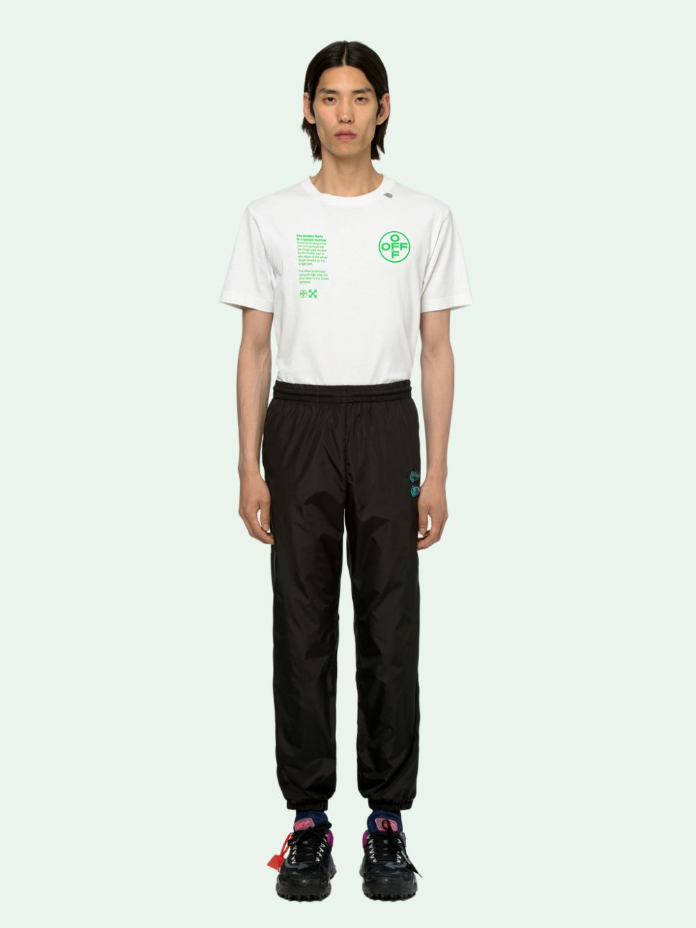 Picture of Off White | Trackpant