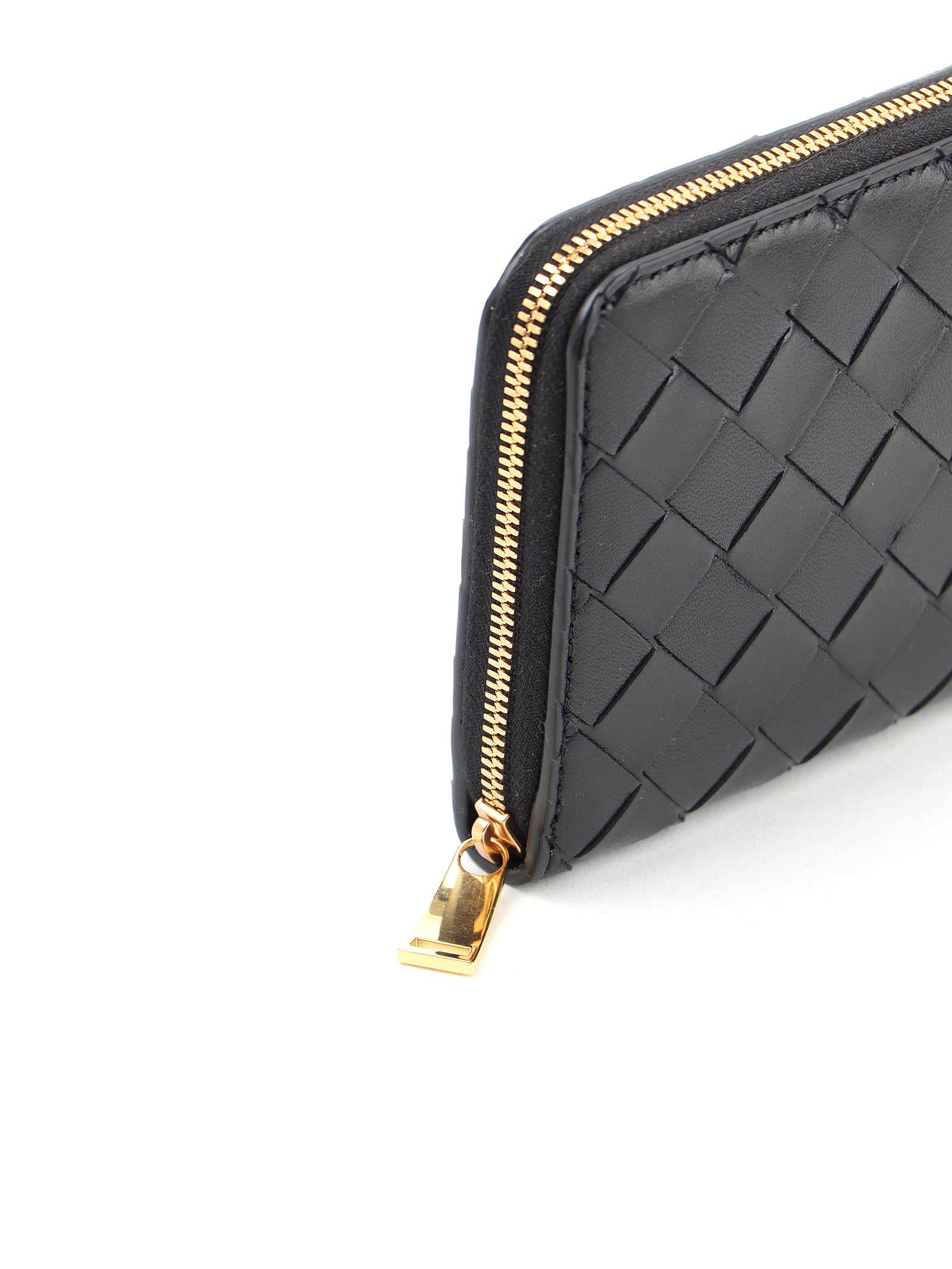 Immagine di Bottega Veneta   Zip Around Wallet