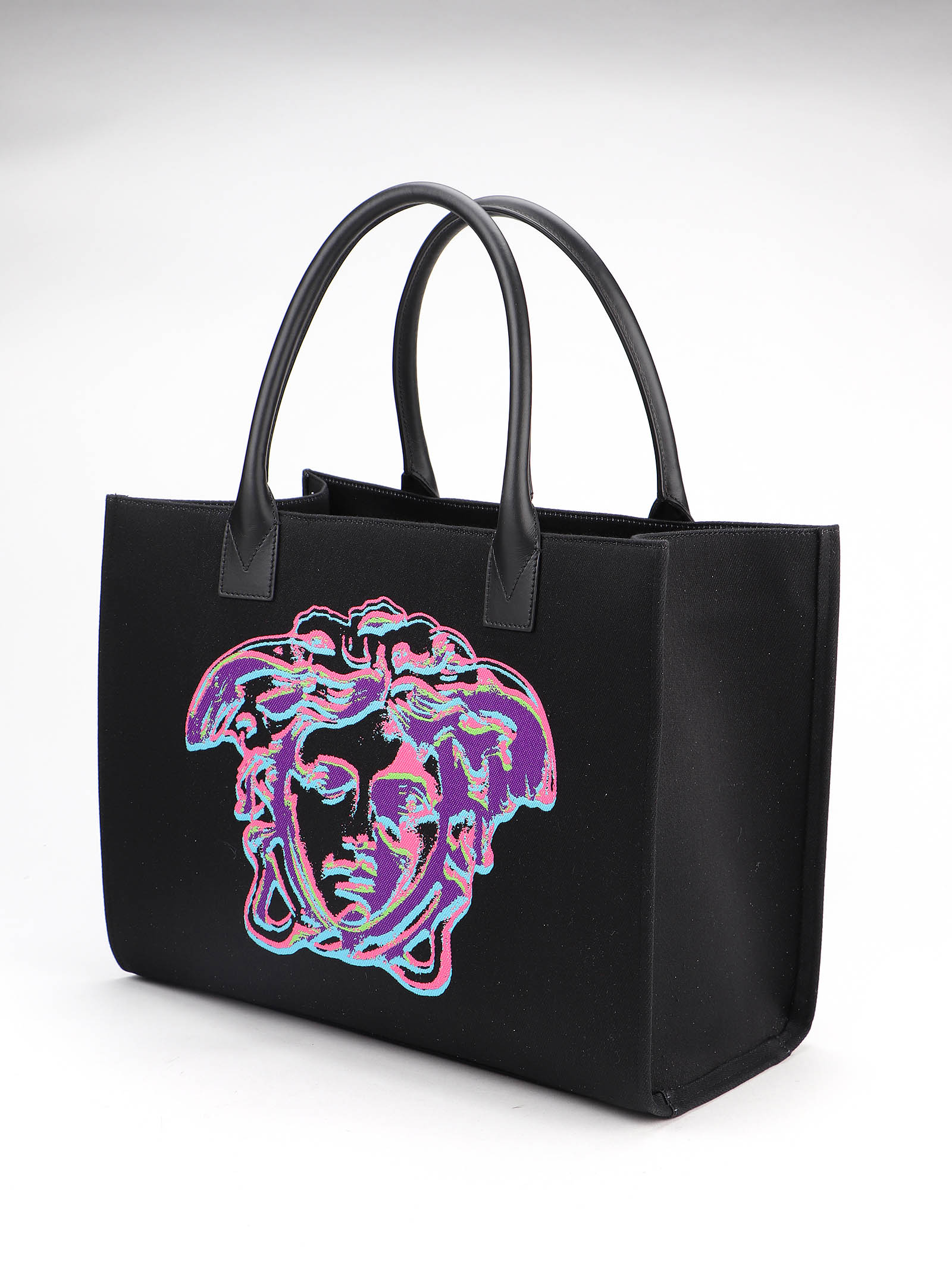Picture of Versace   Tote Jaquard