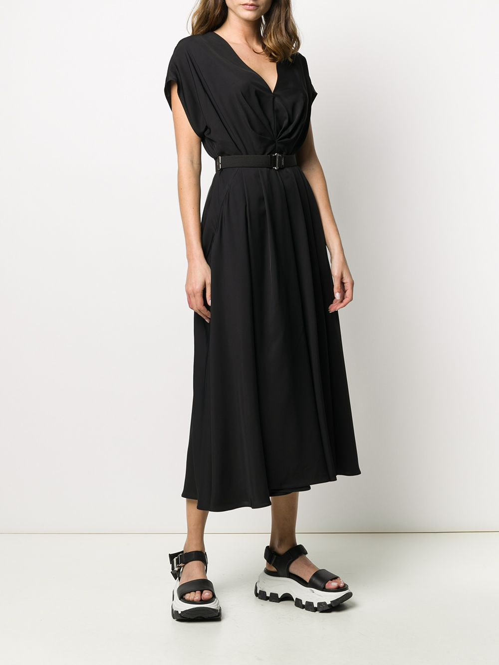 Picture of Prada | Dress Twill Fluido
