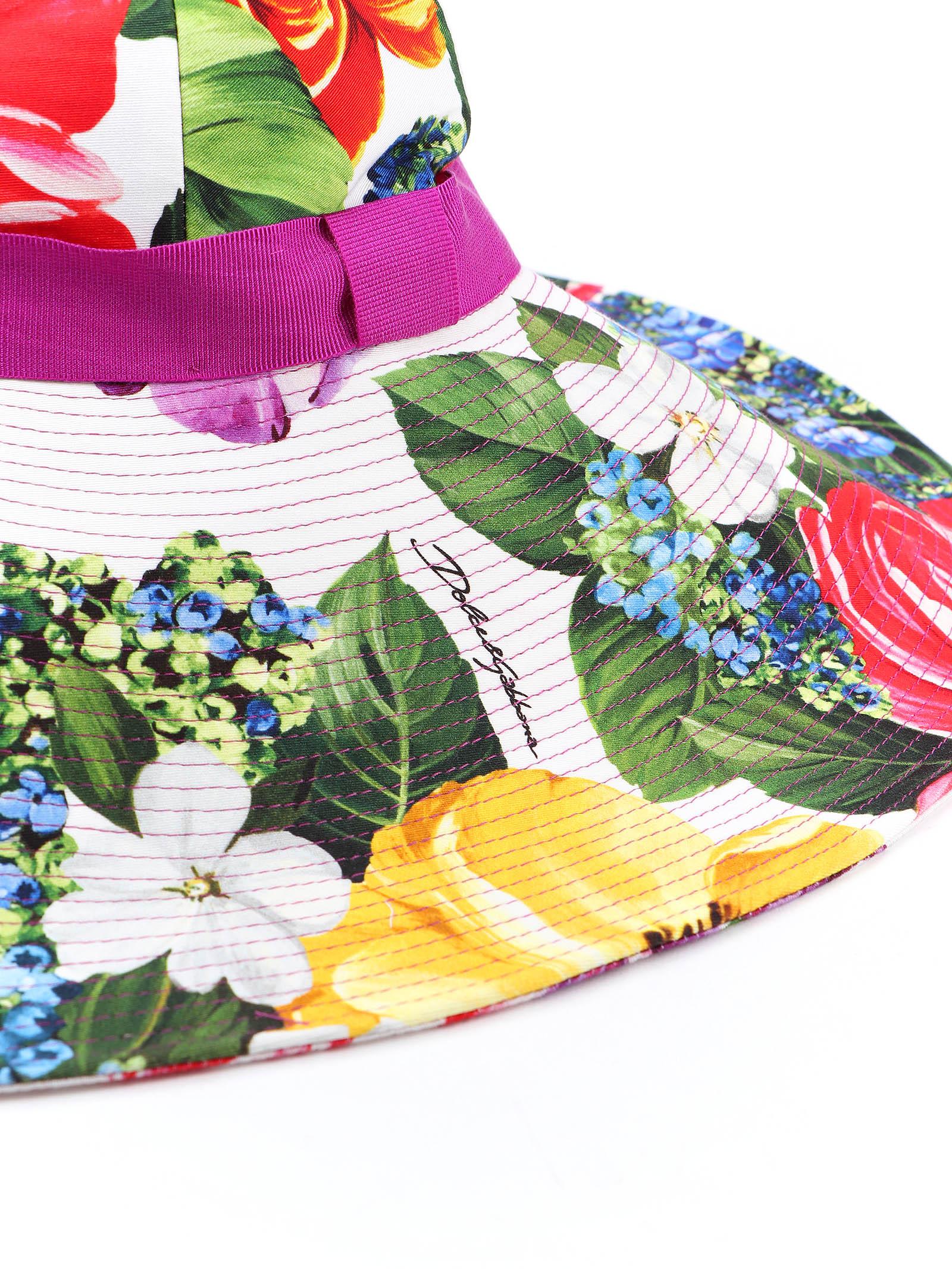 Immagine di Dolce & Gabbana | Hat Flowers