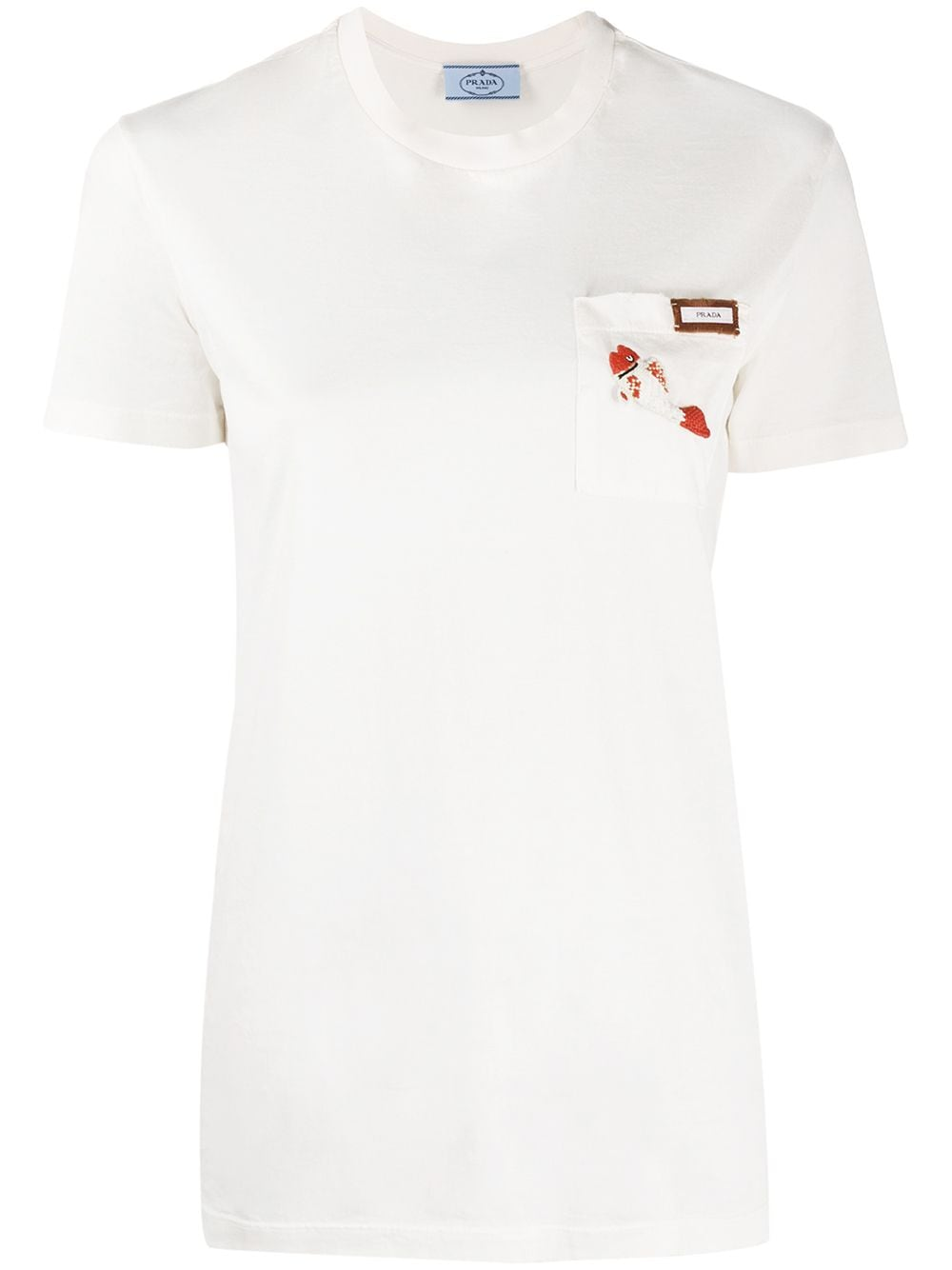 Picture of Prada   T-Shirt Jersey