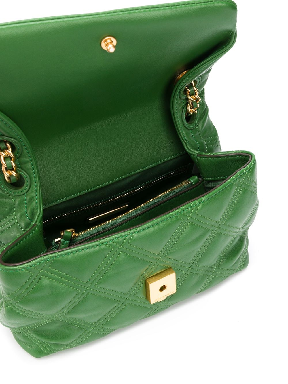Picture of Tory Burch   Fleming Soft Small Shoulder Bag