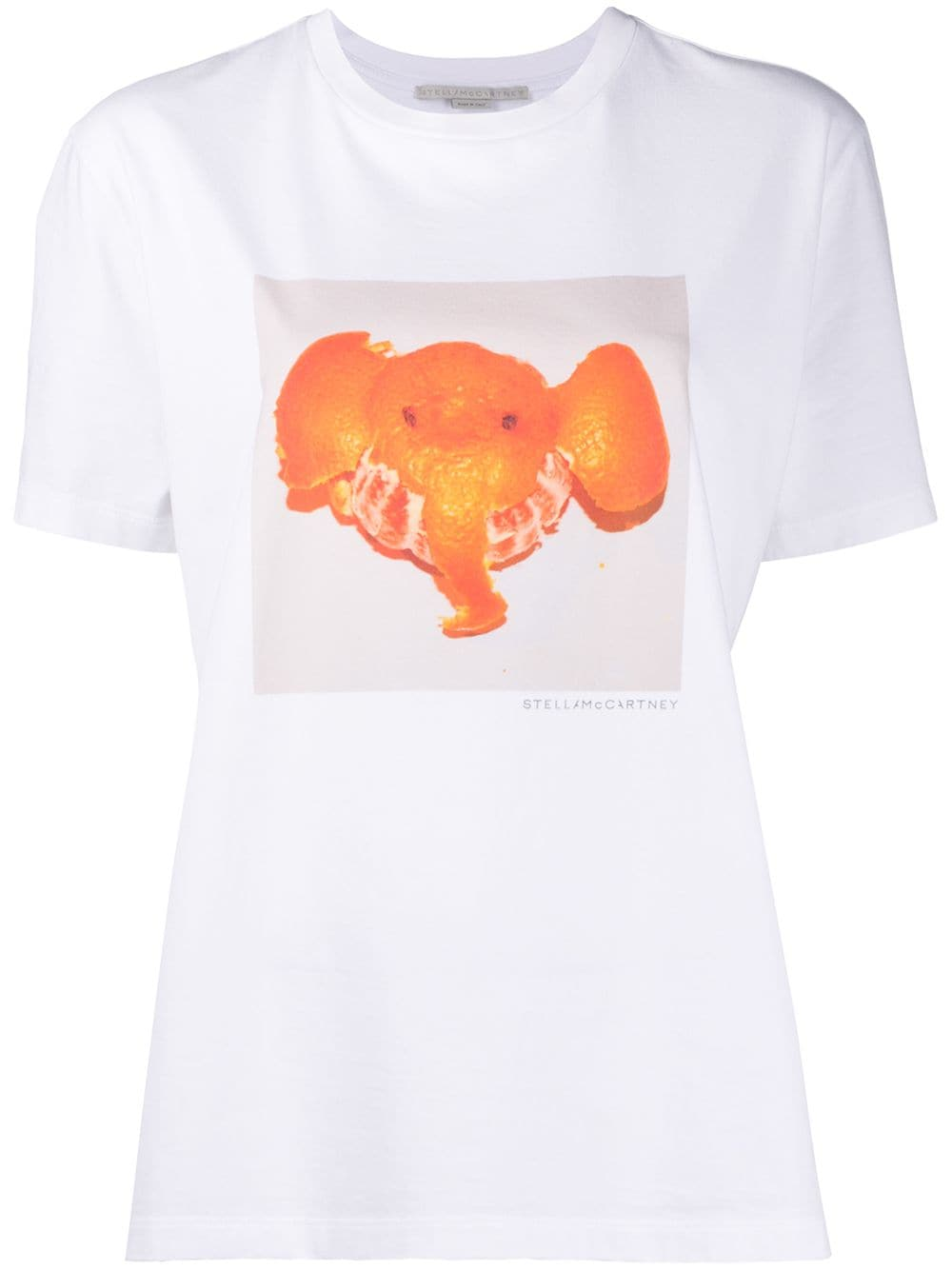Picture of Stella Mccartney | Elephant Tangerine T-Shirt