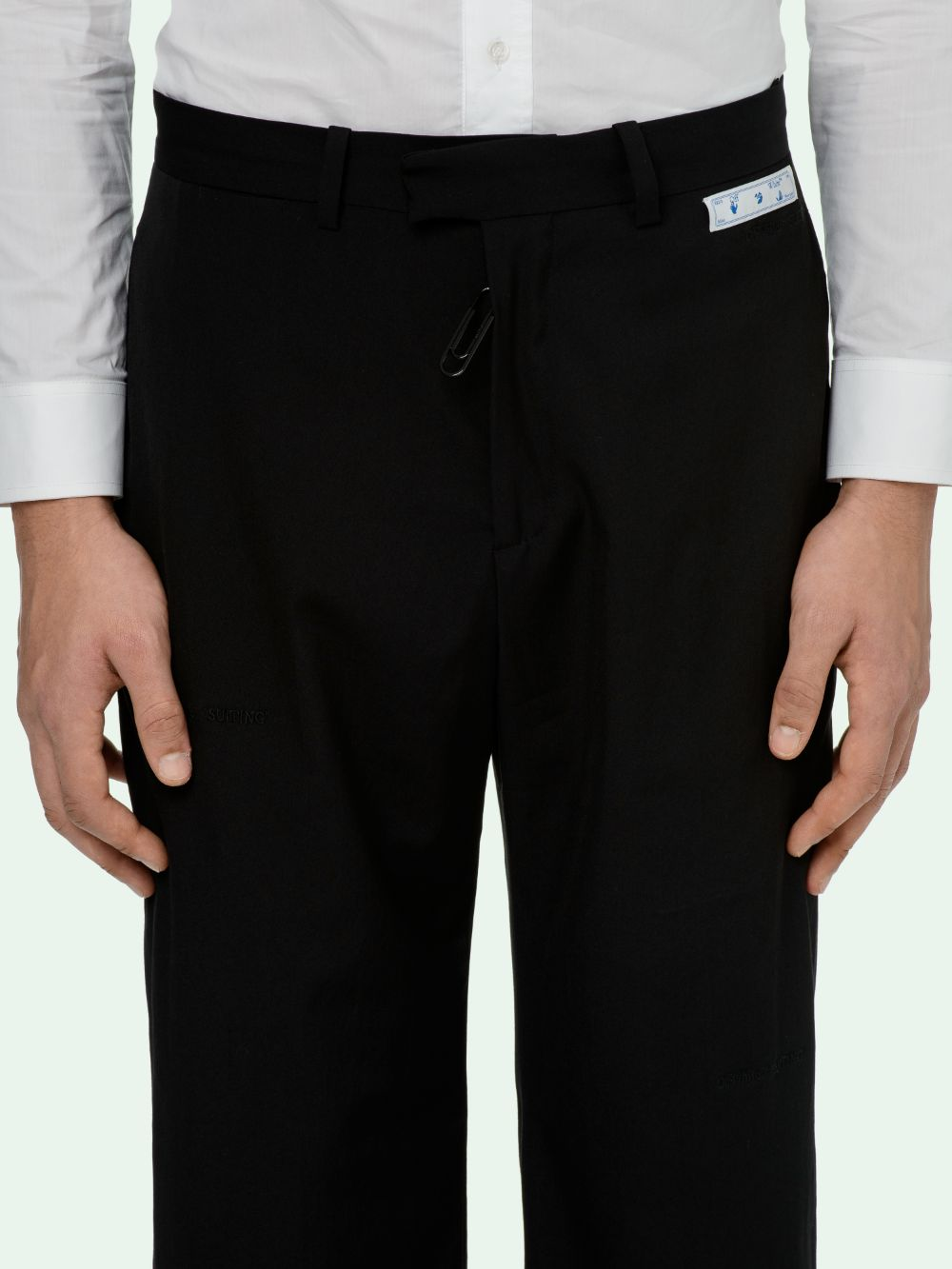 Picture of Off White | Formal Pant