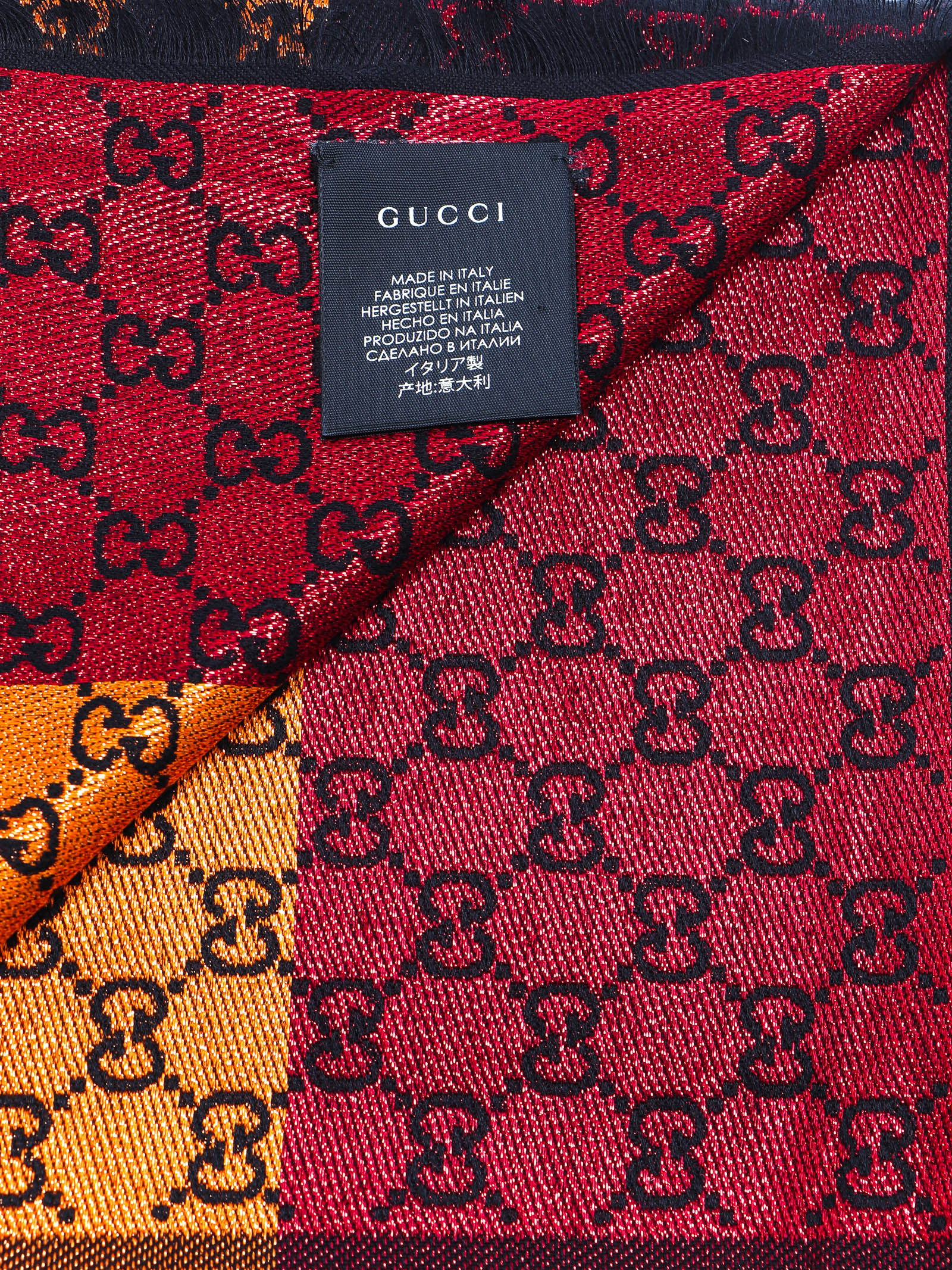 Immagine di Gucci | Shiny Summer Shawl 130X130