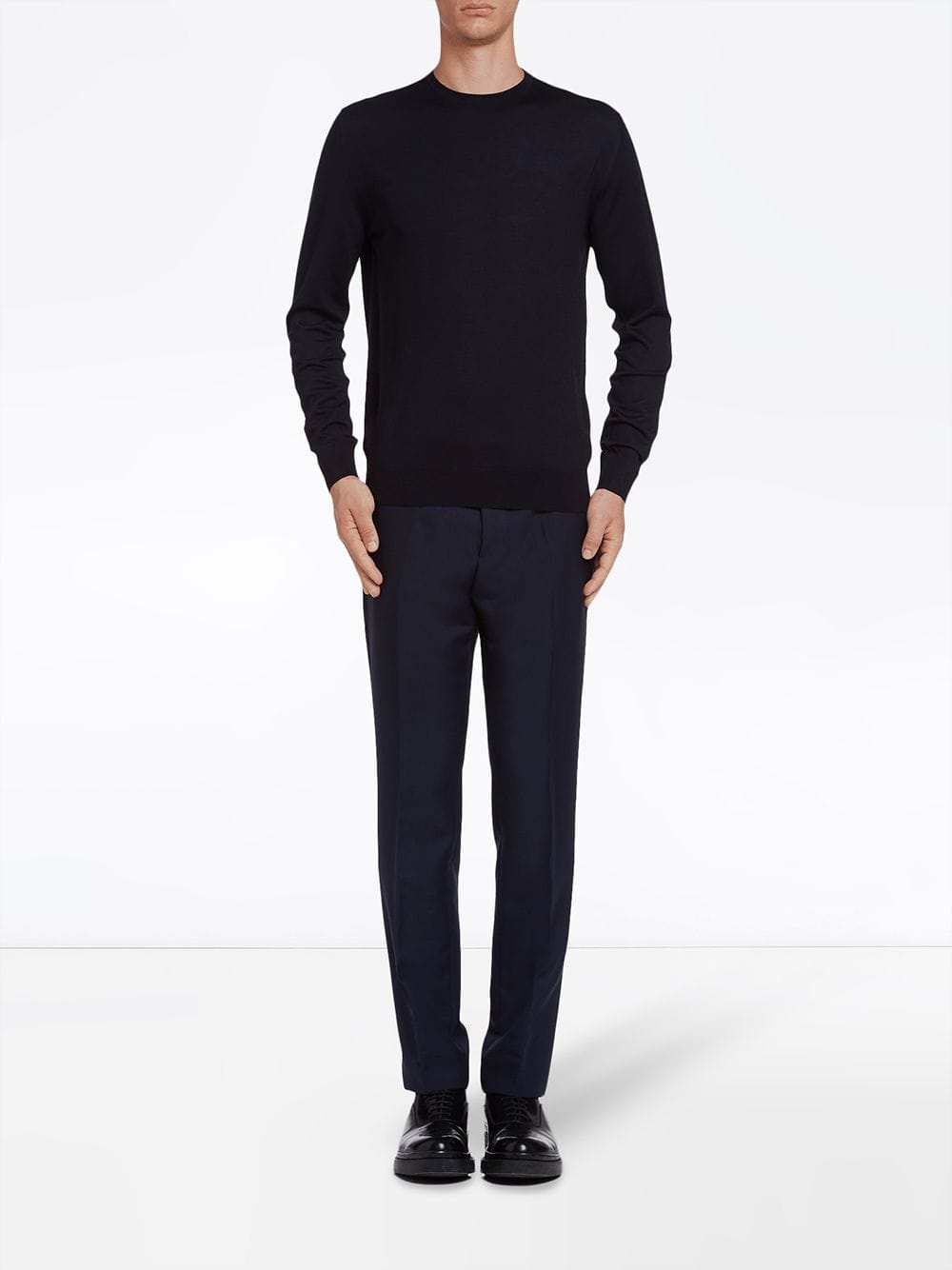 Immagine di Prada | Roundneck  Wool Sweater