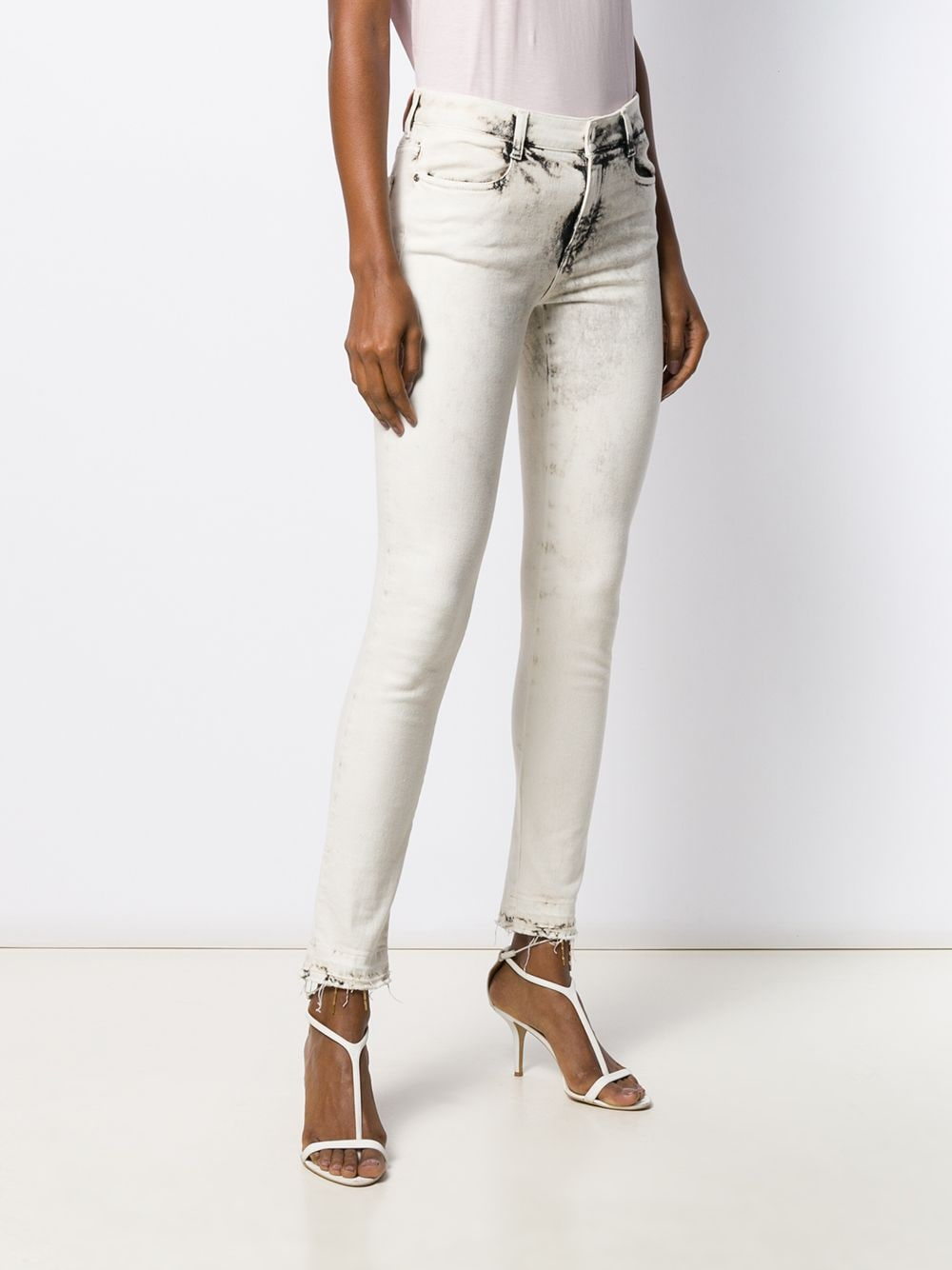 Picture of Stella Mccartney | Mid Rise Skinny Jeans