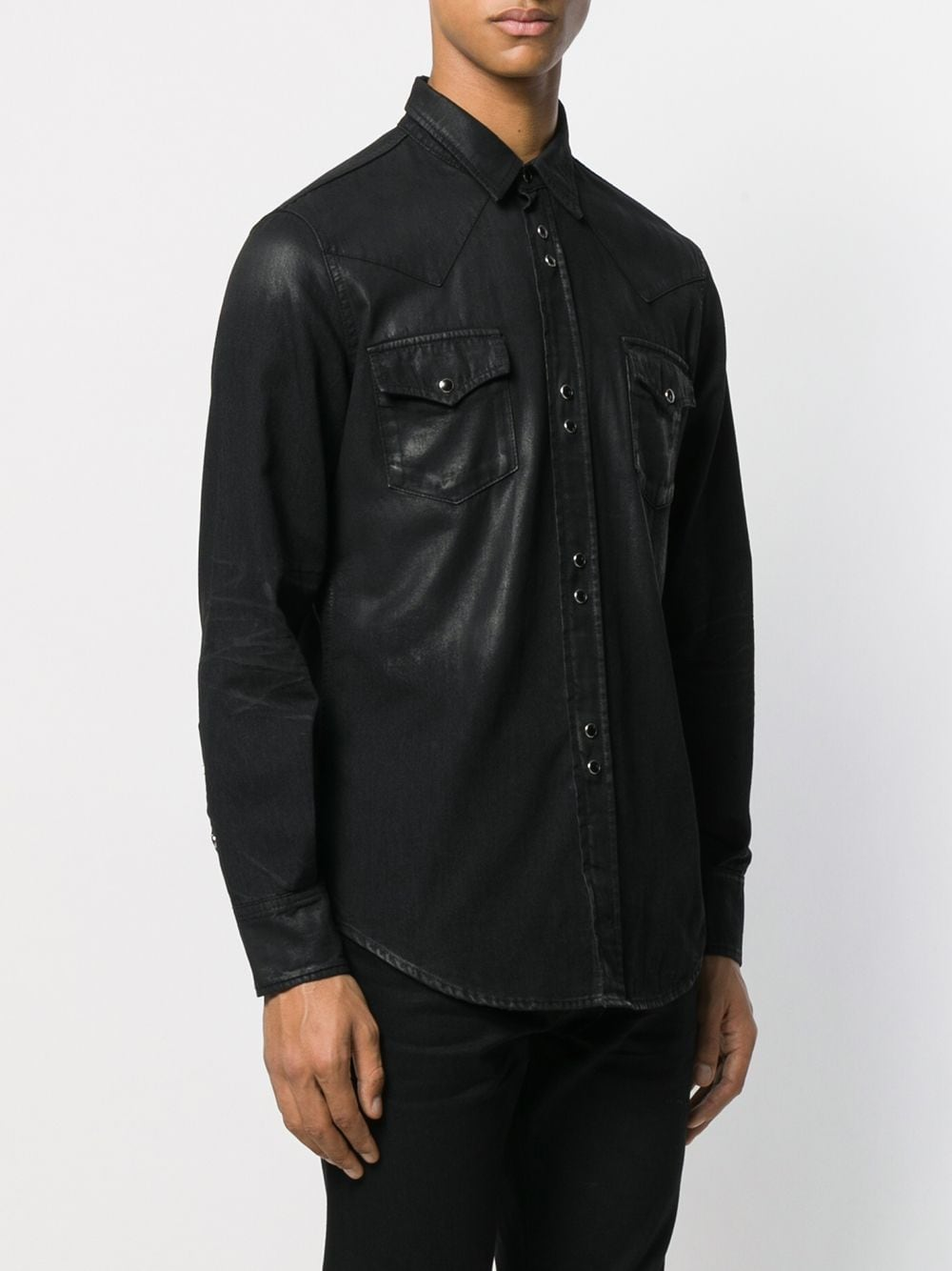 Immagine di Saint Laurent | Classic Western Shirt