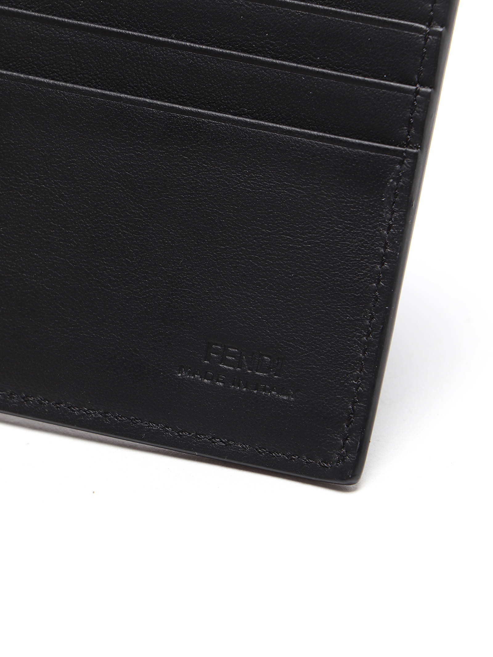 Picture of Fendi | Ff Camou Print Wallet