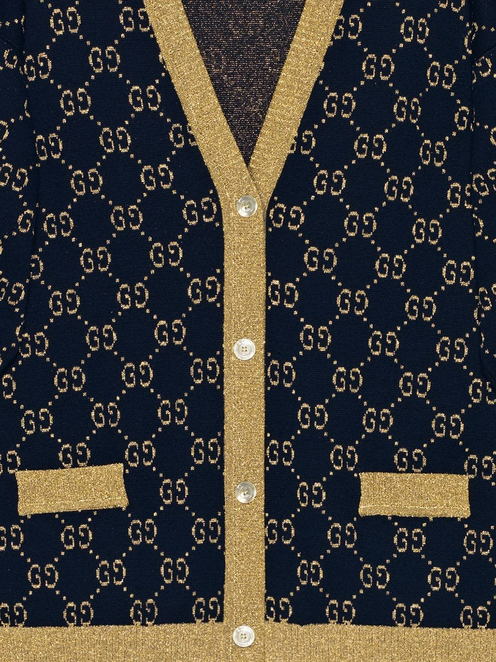 Picture of Gucci | V Neck Cardigan