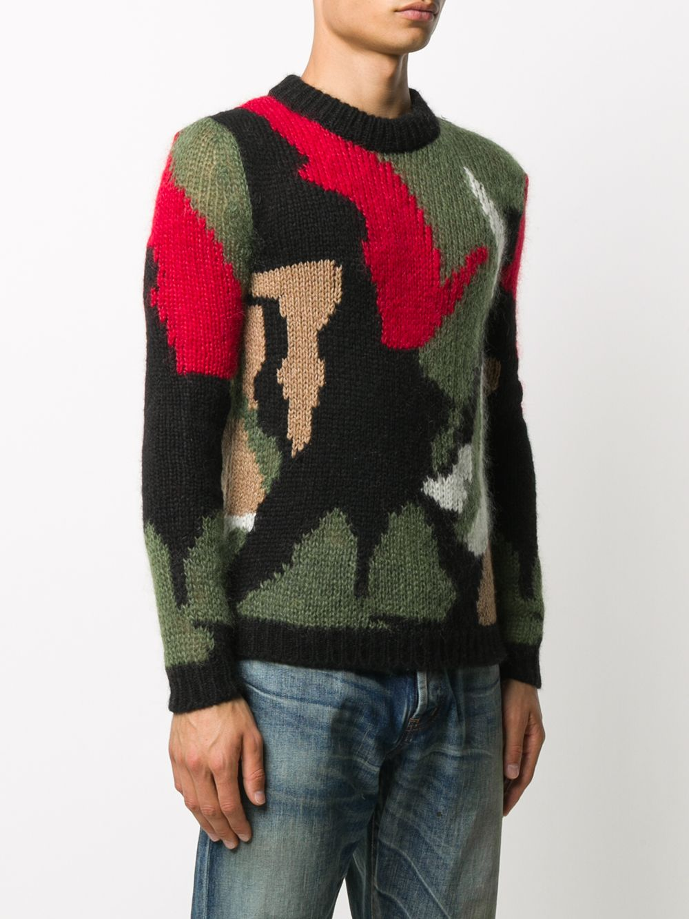 Picture of Saint Laurent | Turtle Neck Pull
