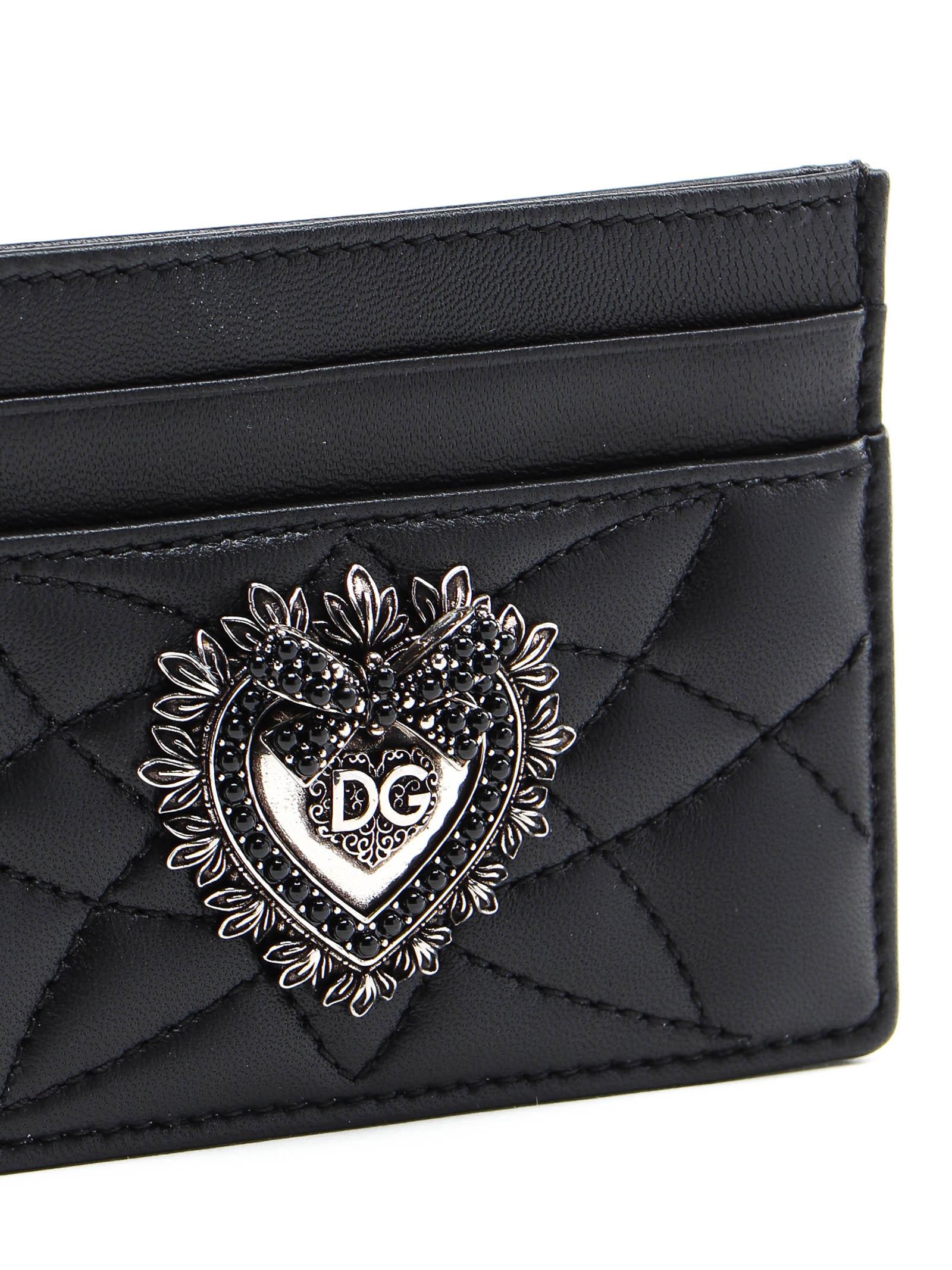 Picture of Dolce Gabbana | Devotion Card Case