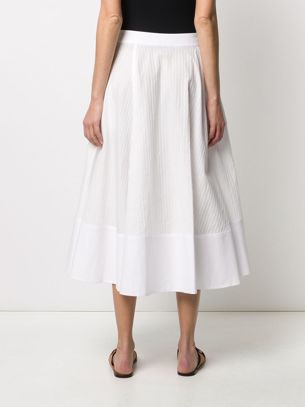 Picture of Loewe | Gathered Skirt