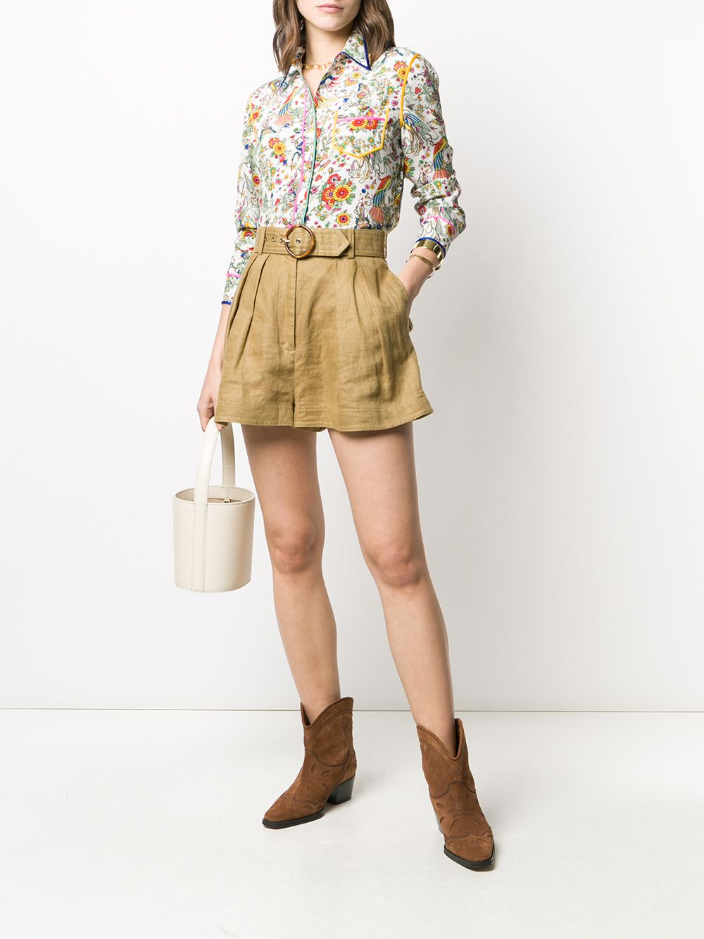 Picture of Tory Burch | Printed Shirt