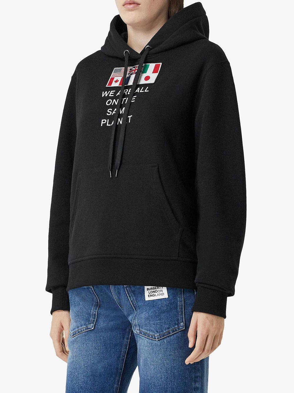 Picture of Burberry | Poulter Hoodie
