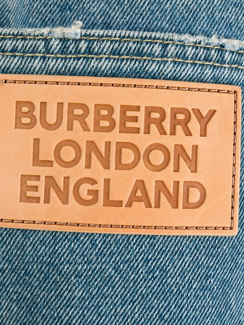 Picture of Burberry   Straight Jeans