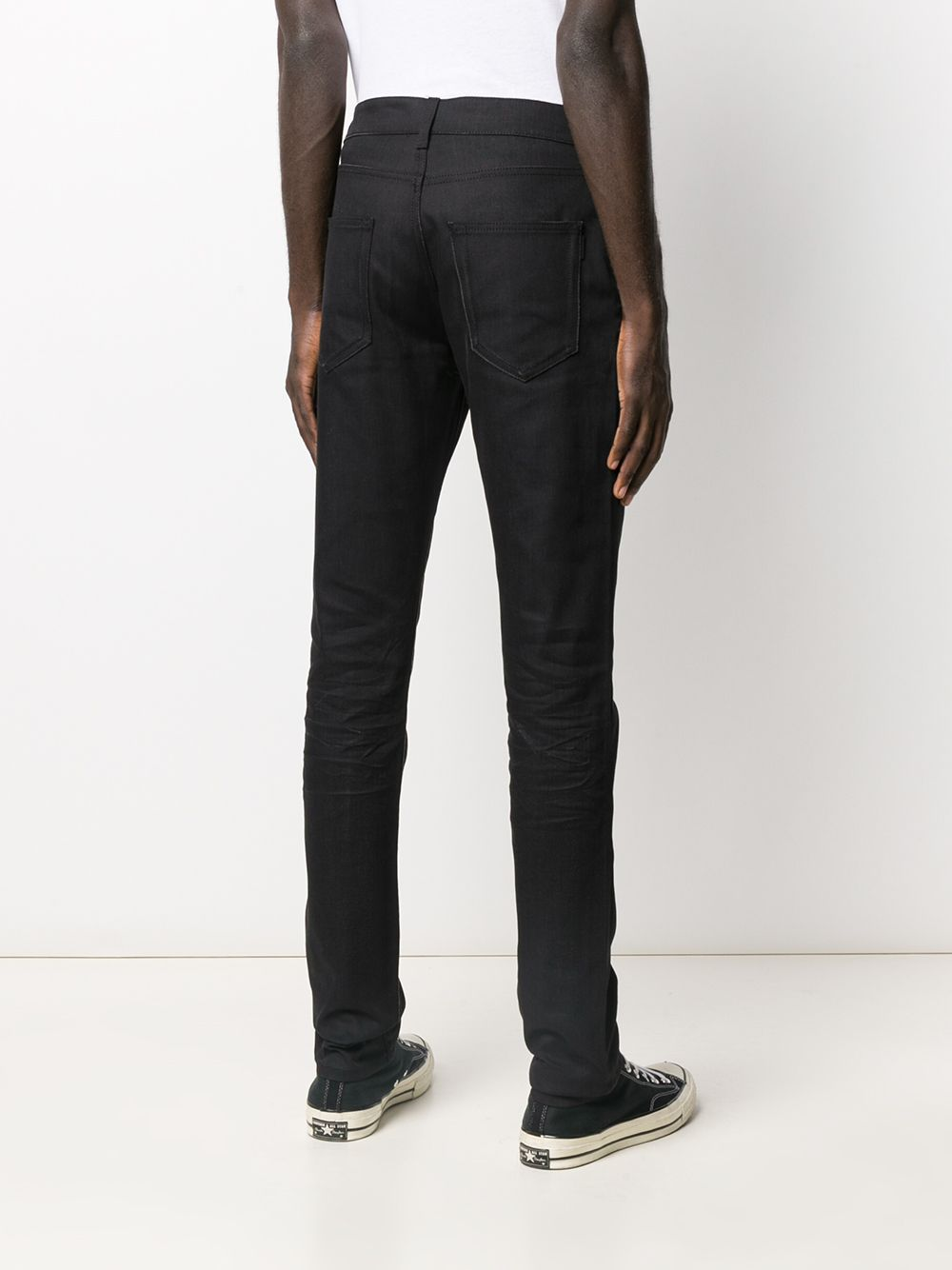 Picture of Saint Laurent | Skinny 5 Pockets Low