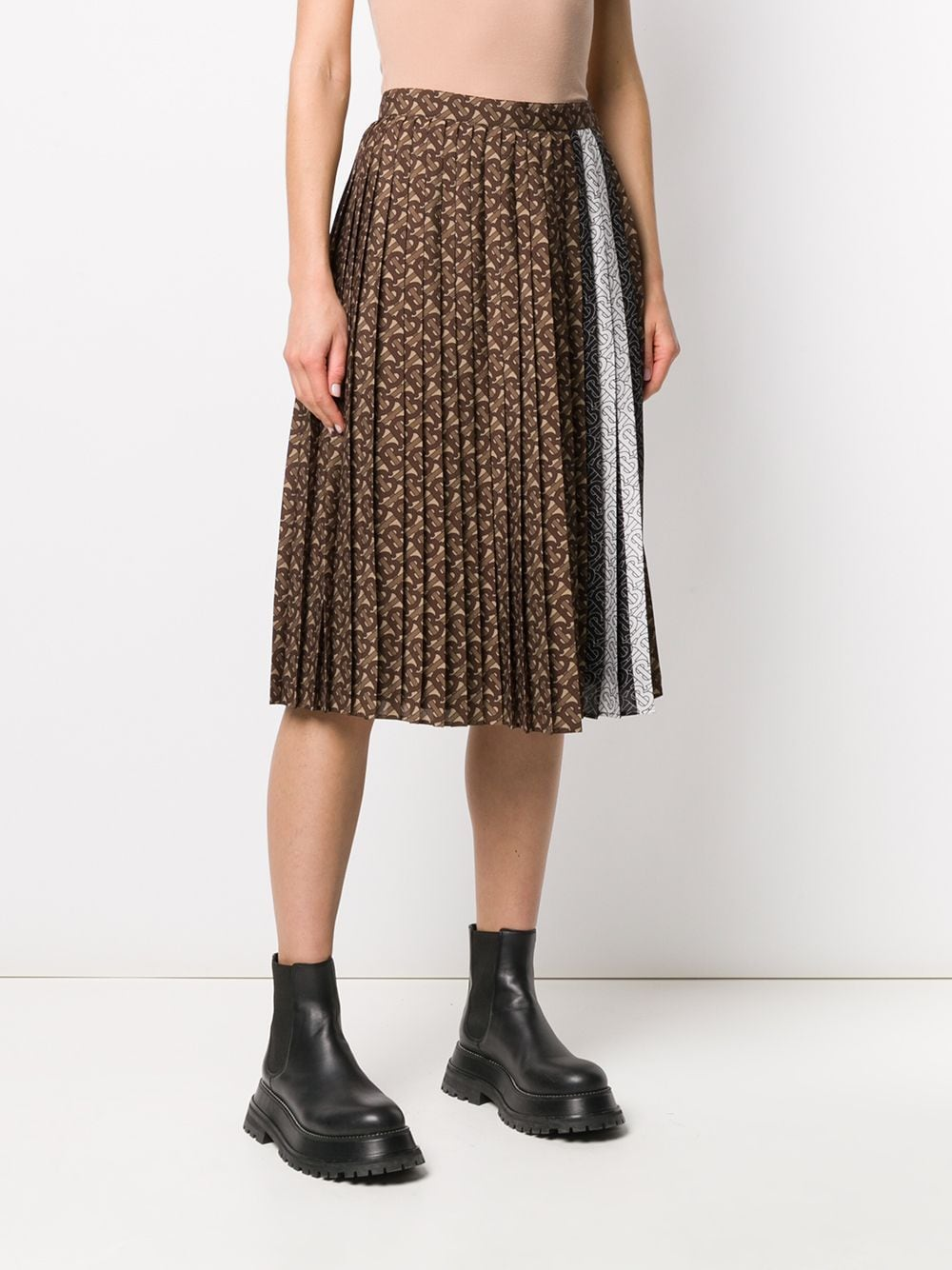 Picture of Burberry | Marine Skirt