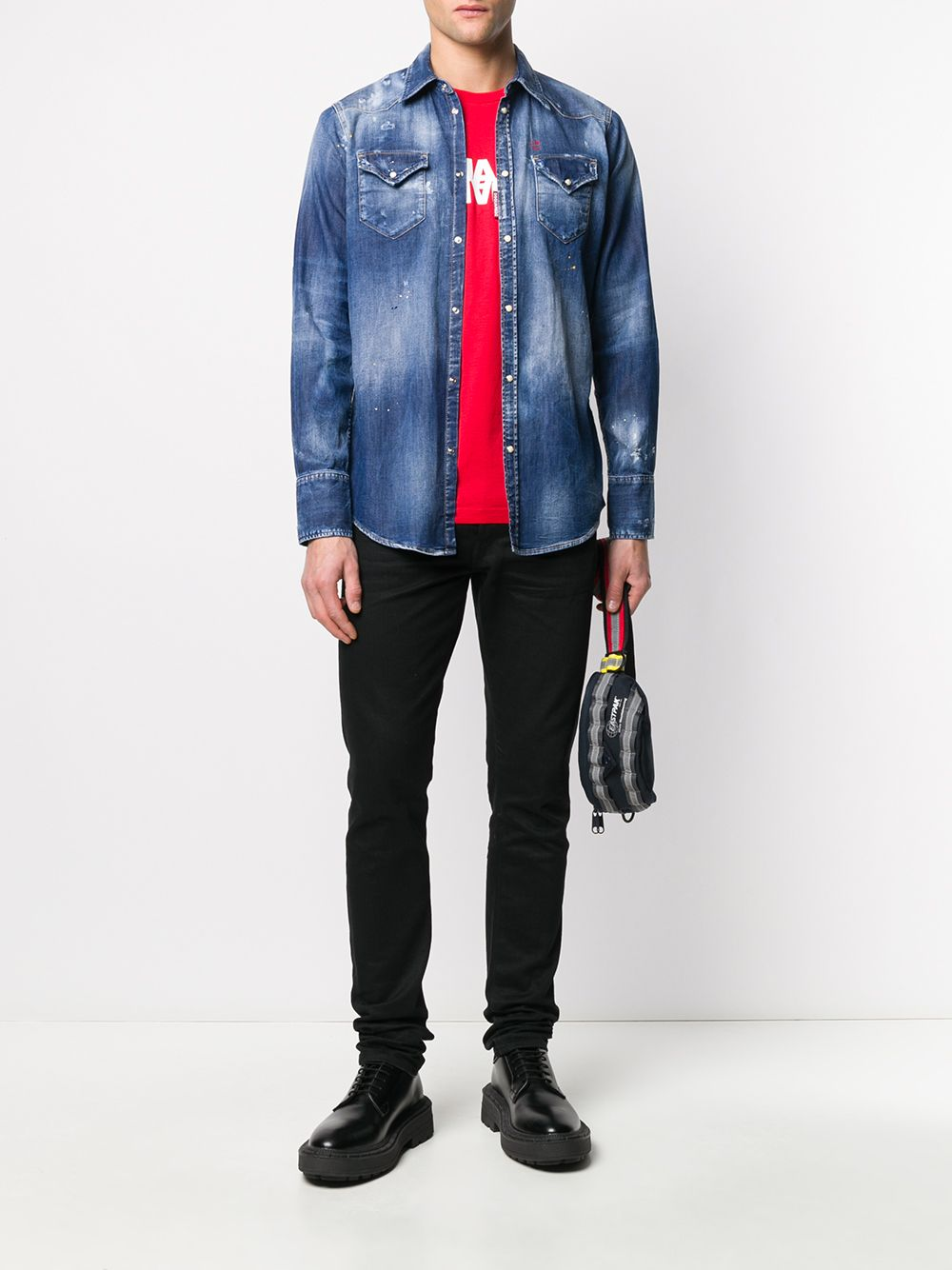 Picture of Dsquared2 | Shirt