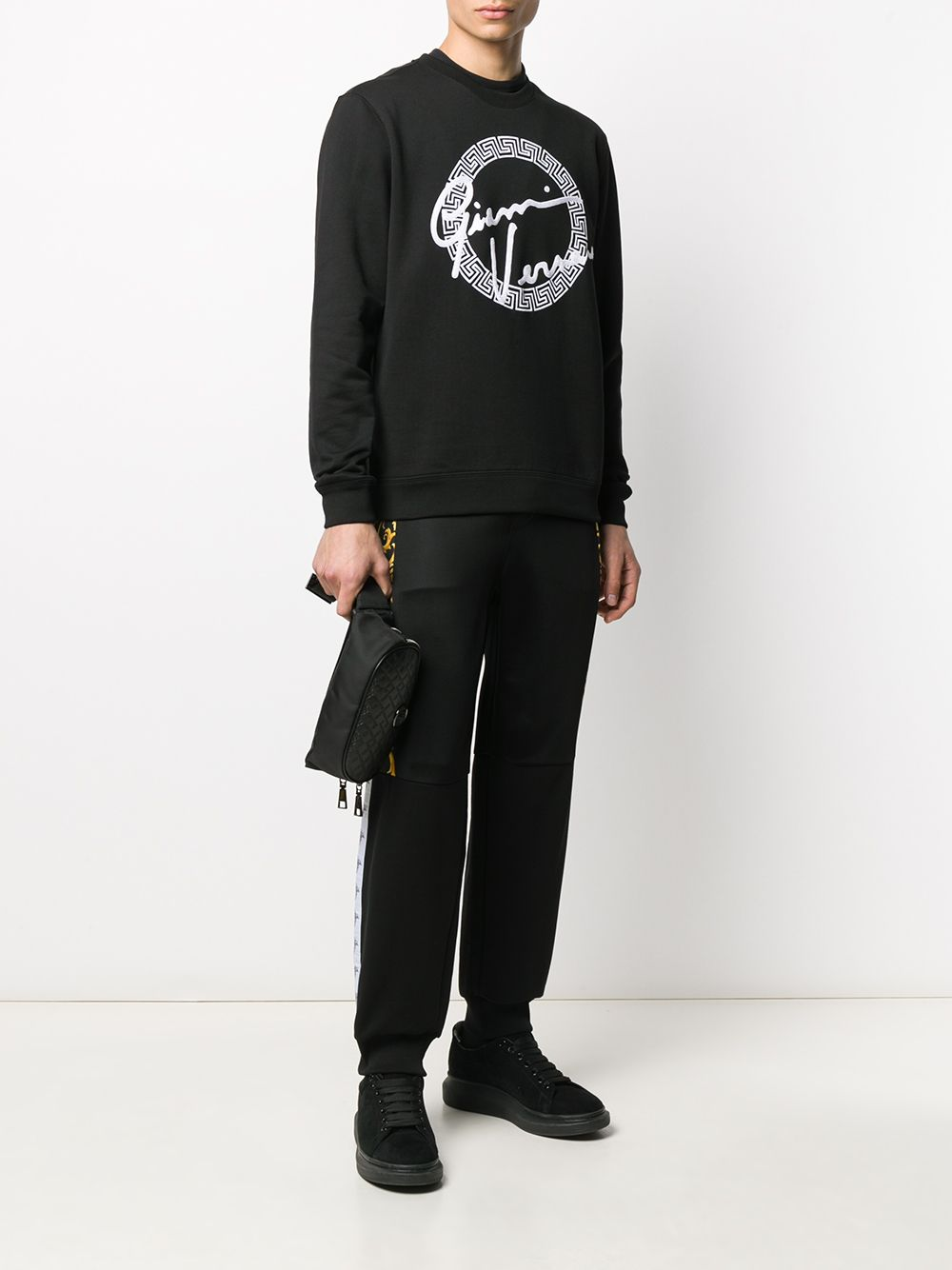 Picture of Versace | Trackpant