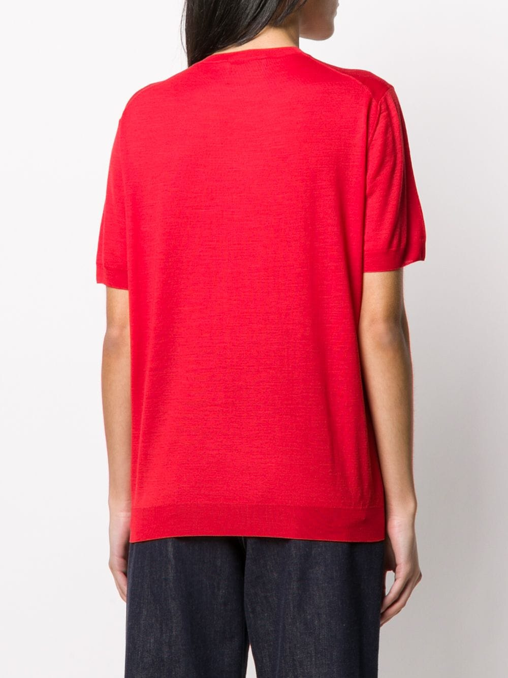 Picture of Prada | Round Neck Wool