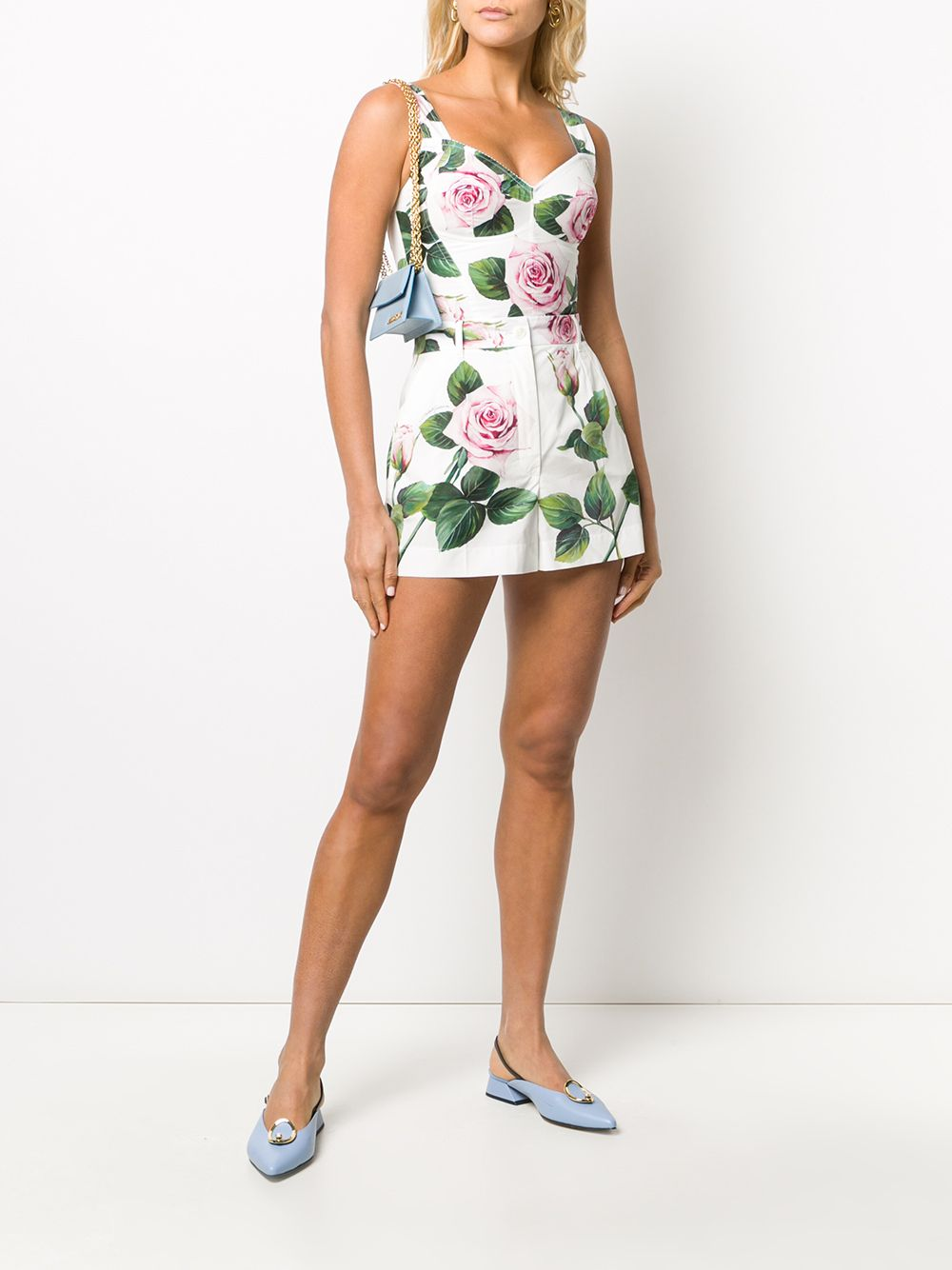 Picture of Dolce & Gabbana | Shorts Rose