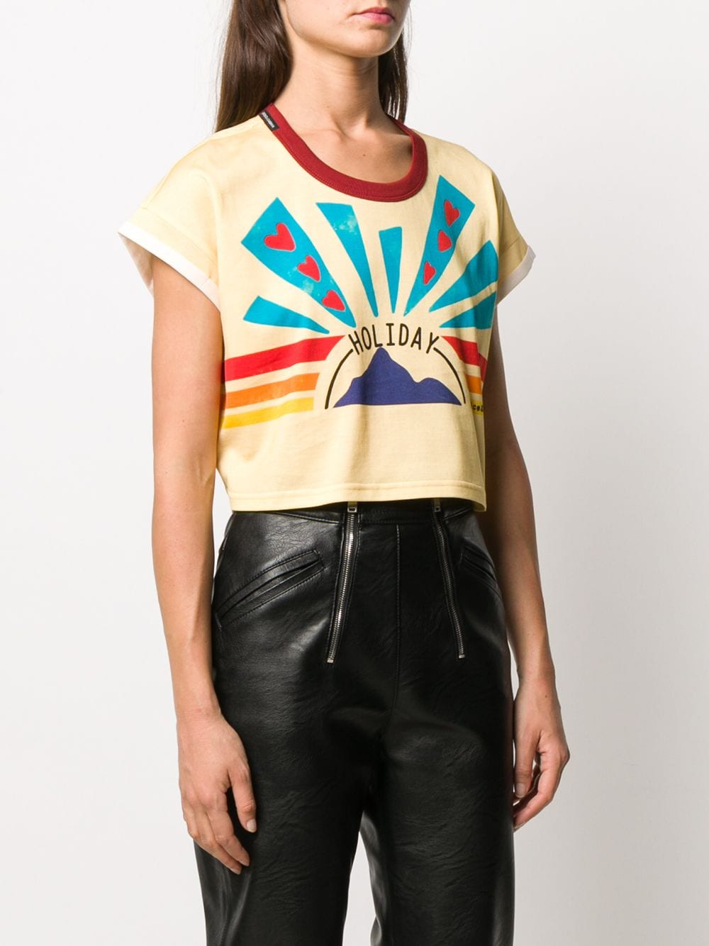 Picture of Dolce & Gabbana | Printed T-Shirt