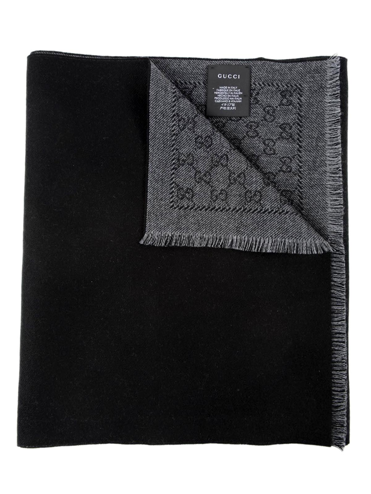 Picture of Gucci | GG Jaquard Lonar Scarf