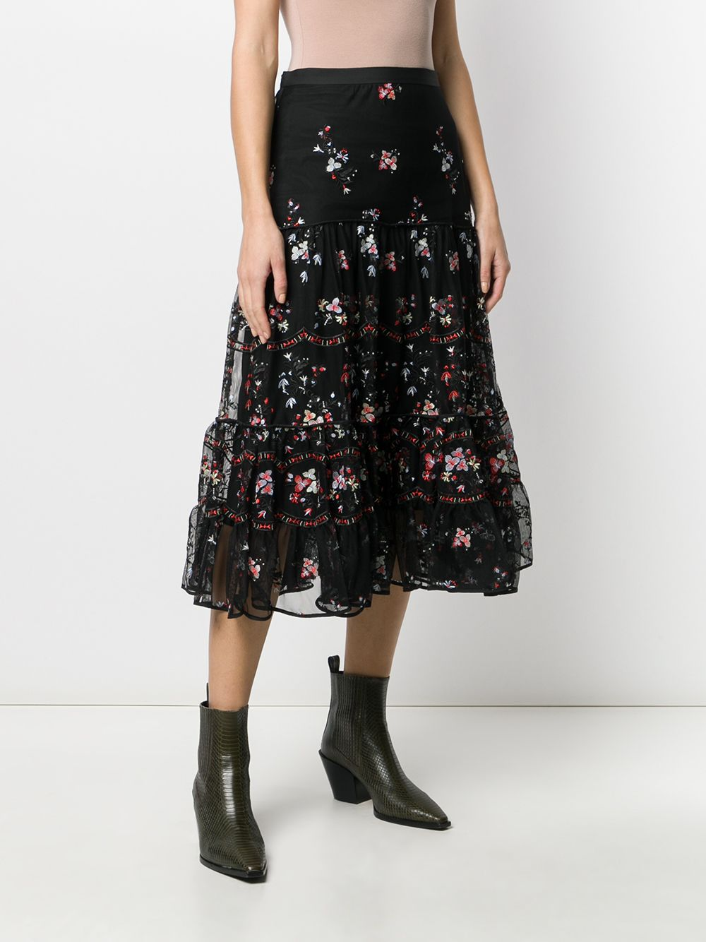 Immagine di Tory Burch | Tulle Skirt