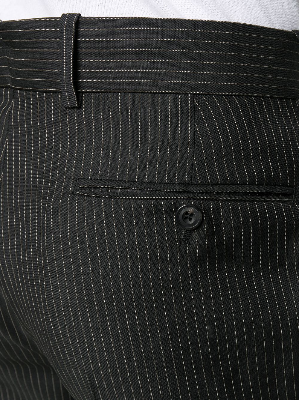 Picture of Alexander Mcqueen   Pinstripe Tailored Pants