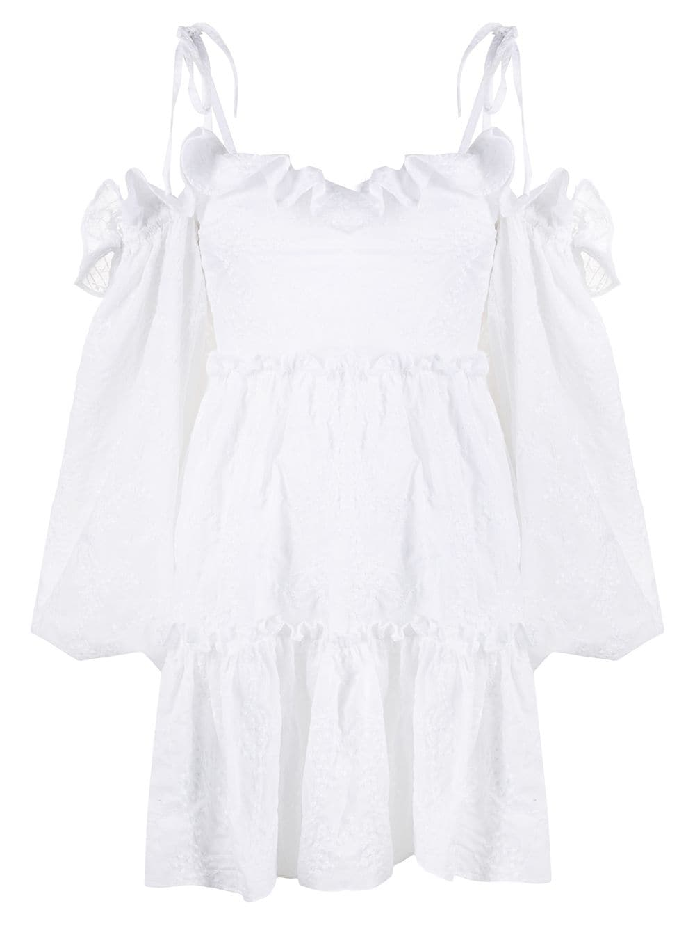 Picture of Wandering   Short Sangallo Dress