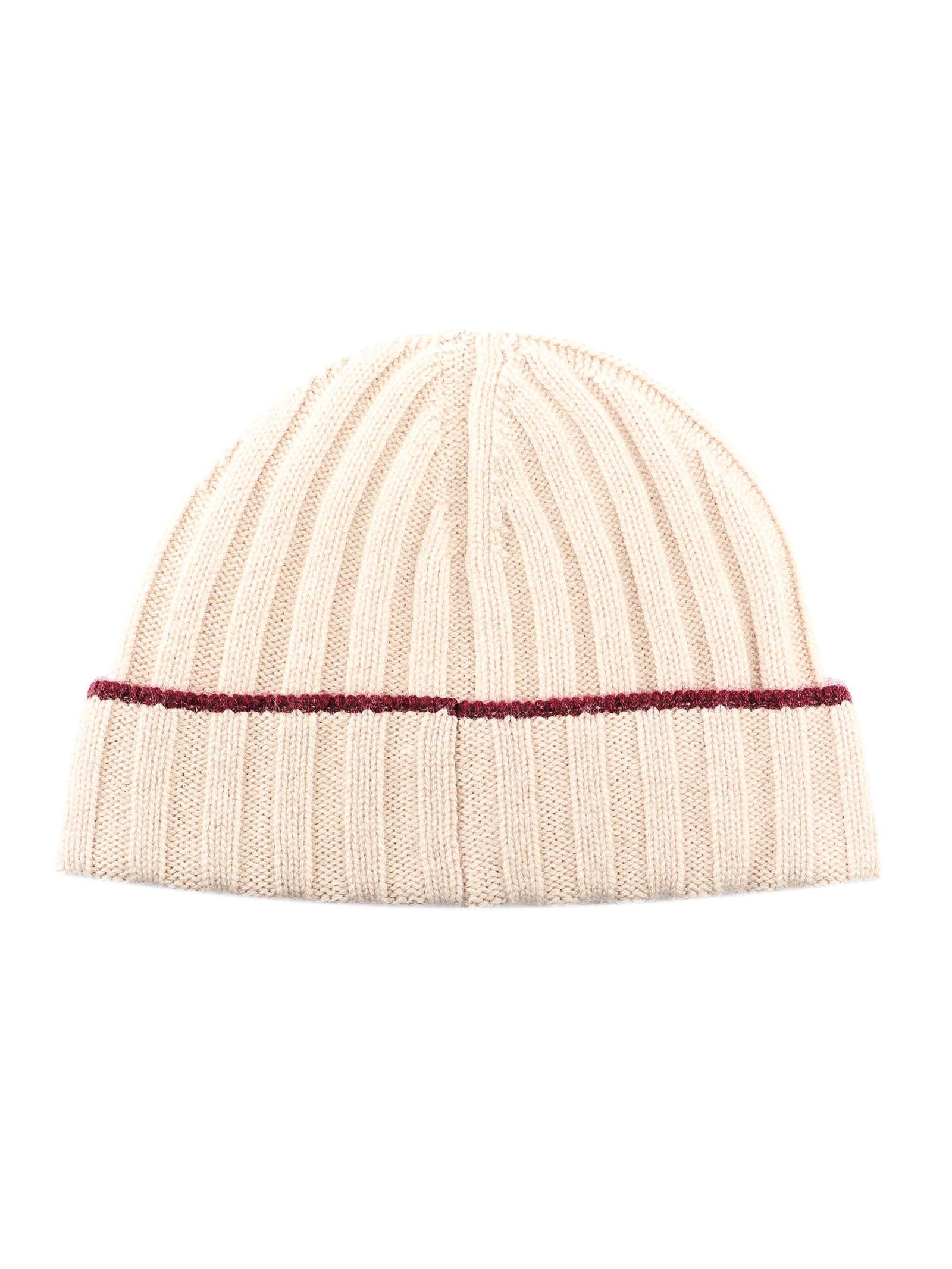 Picture of Brunello Cucinelli | Skullcap Hat