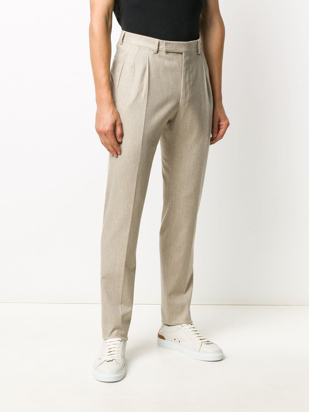 Picture of Ermenegildo Zegna | Long Formal Trouser