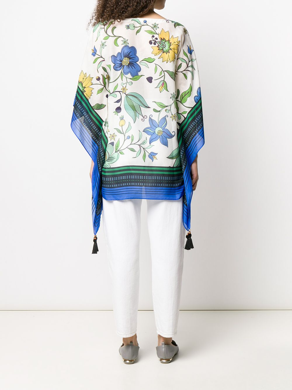 Picture of Tory Burch | Printed Beach Caftan