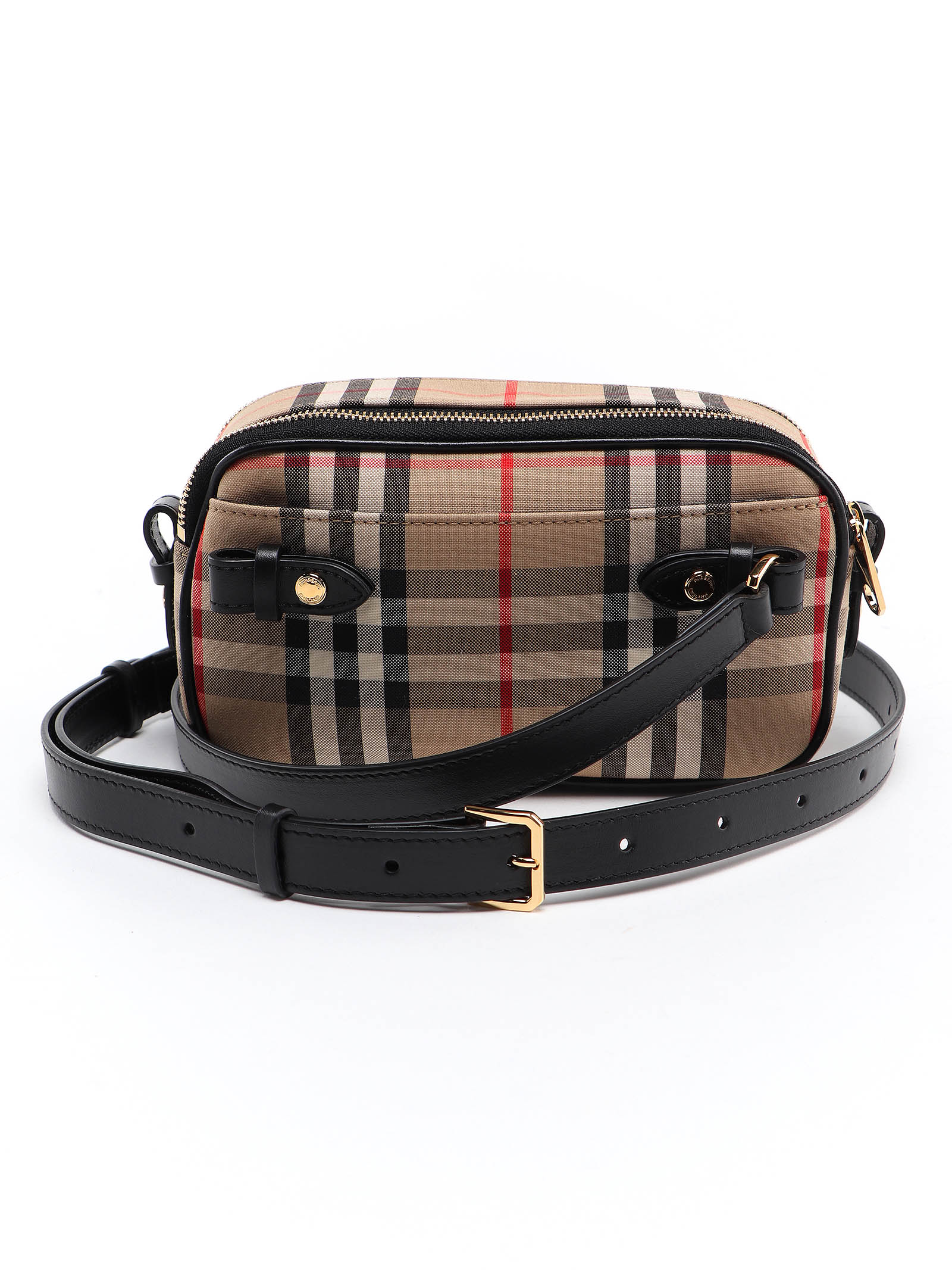 Picture of Burberry | Camera Micro Bag