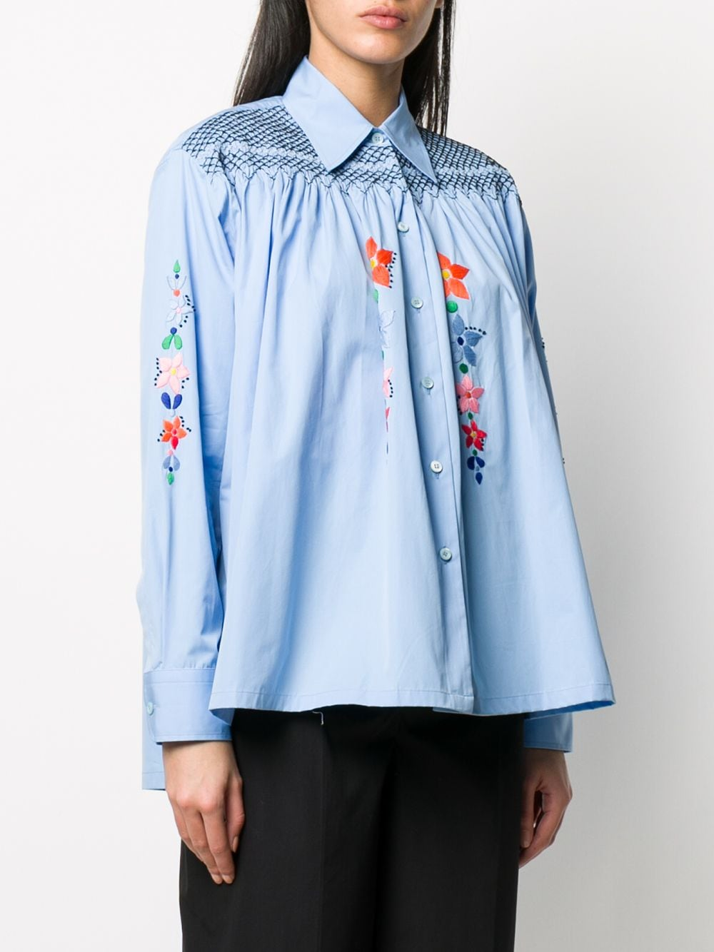 Picture of Prada | Shirt Edelweiss