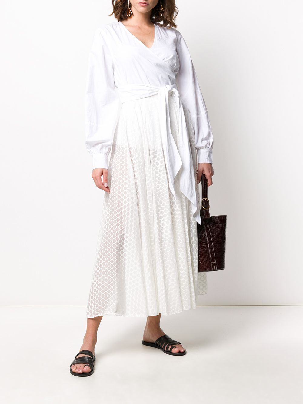 Picture of Alaia | Skirt Voile