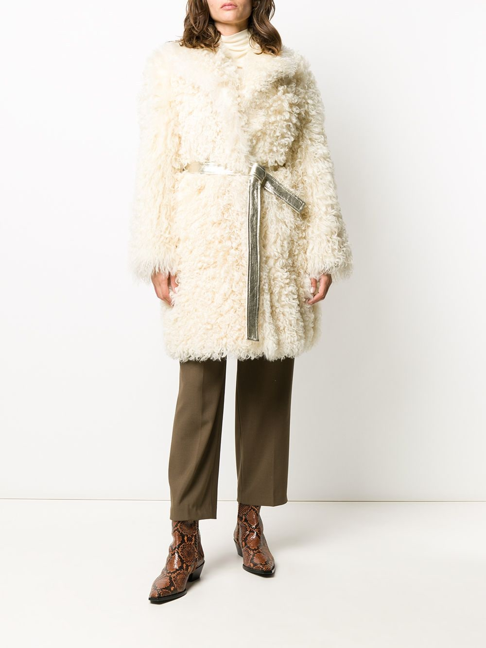 Picture of Blancha | Reversible Coat