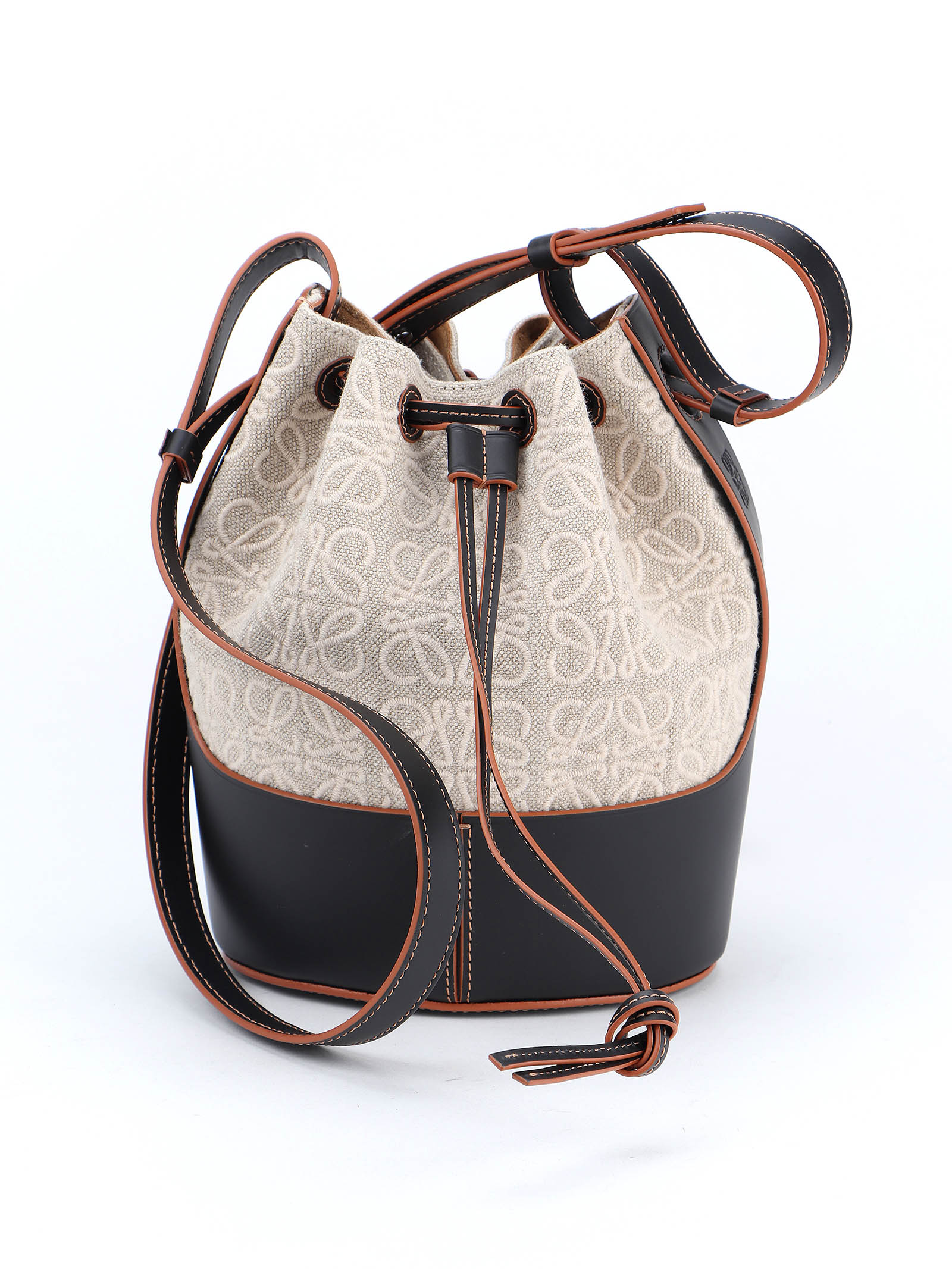 Picture of Loewe   Balloon Anagram Small Bag