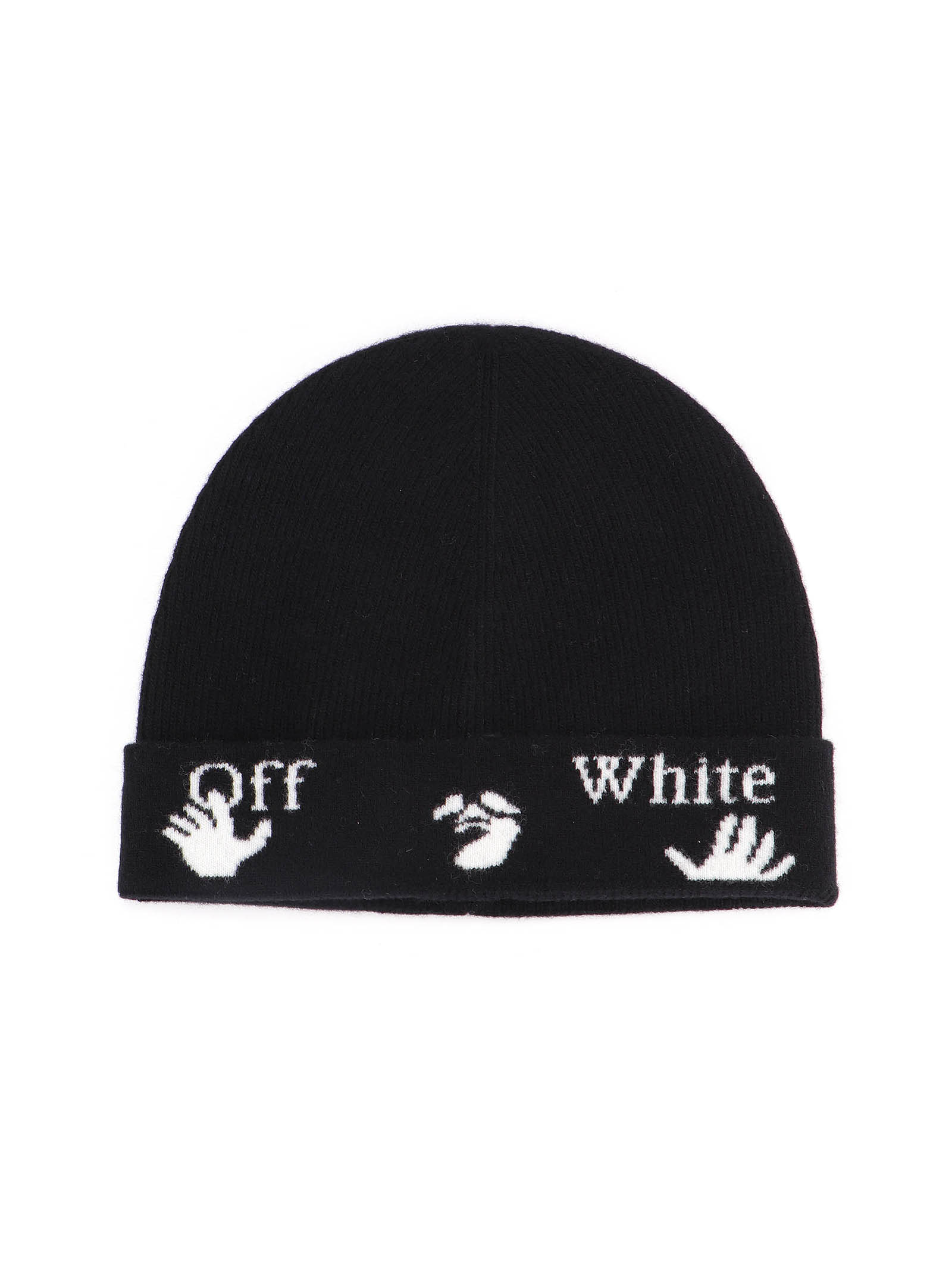 Picture of Off White | Felted Wool Beanie Hat