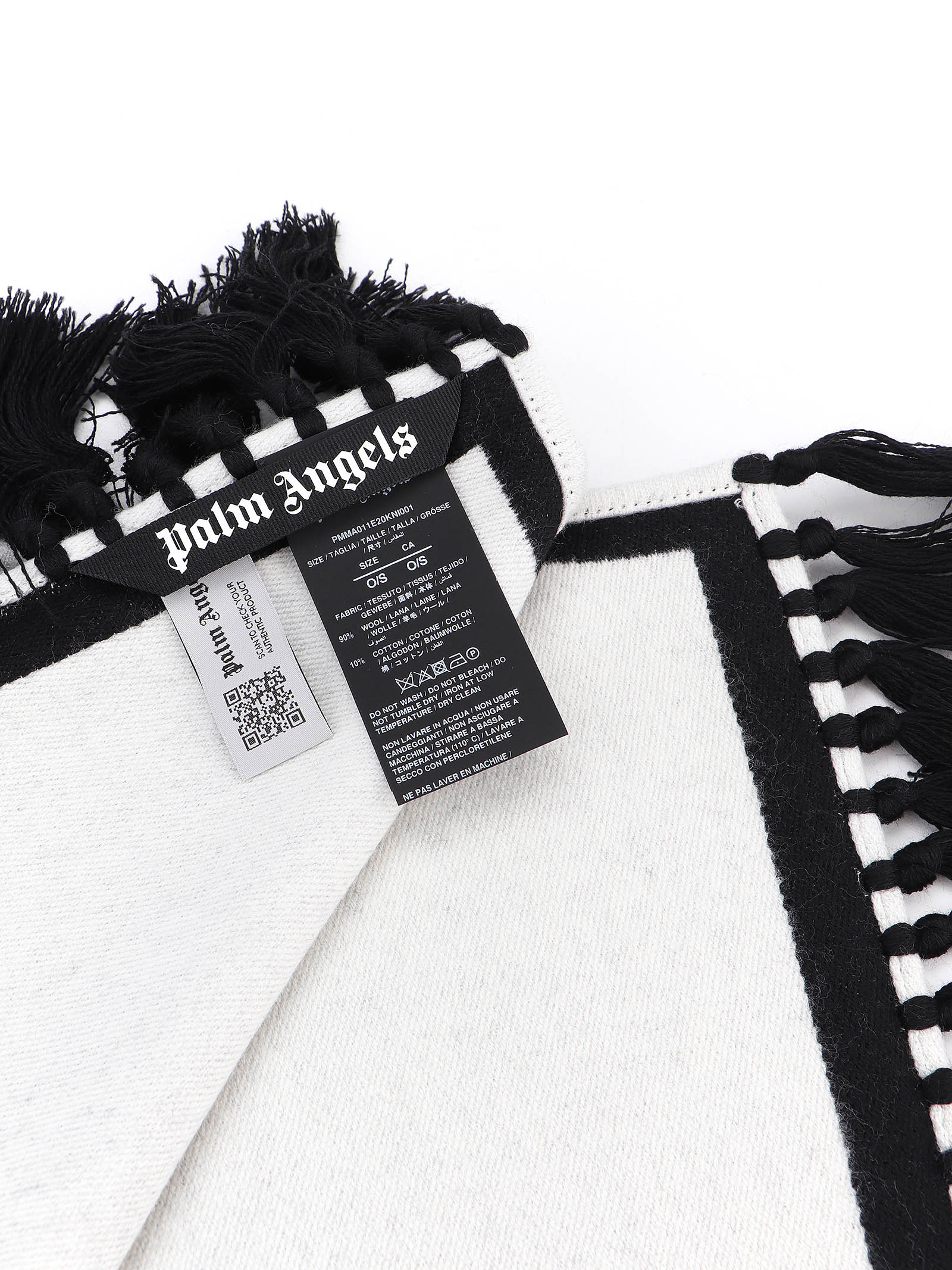Immagine di Palm Angels | Logo Knitted Scarf