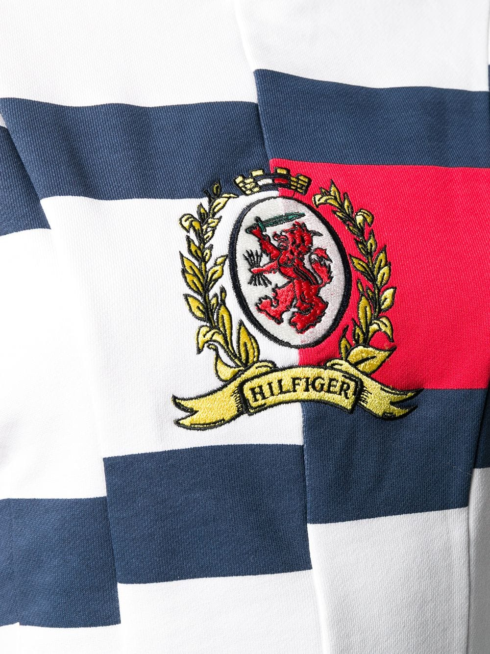 Picture of Tommy Hilfiger | Spliced Sweatshirt