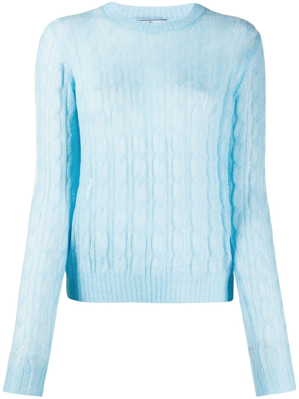 Picture of Prada | Mohair Soft Crewneck