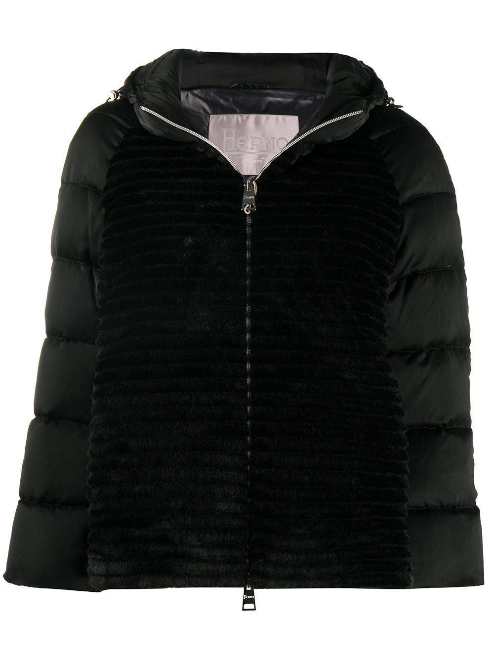Immagine di Herno | Eco Fur And Cupro Down Jacket