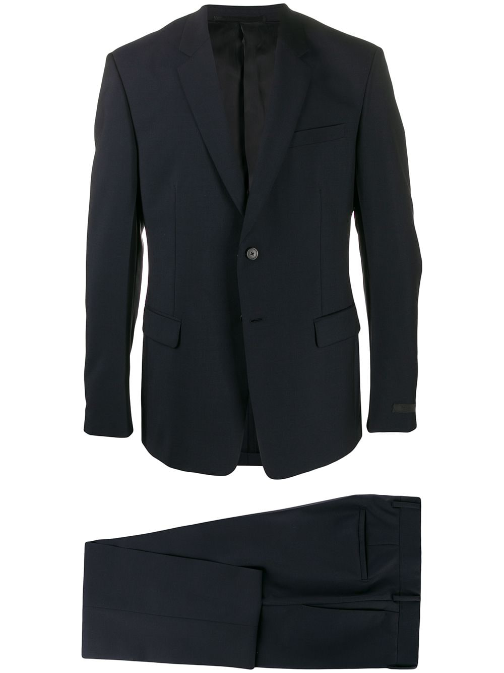 Picture of Prada | Single Breasted Wool Mohair Suit