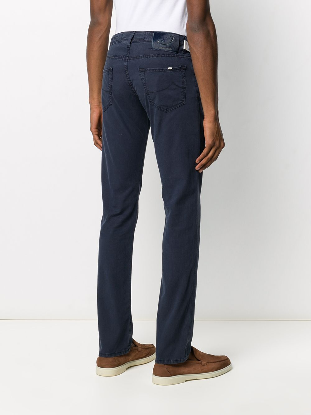 Picture of Jacob Cohen | Cotton Stretch Pant