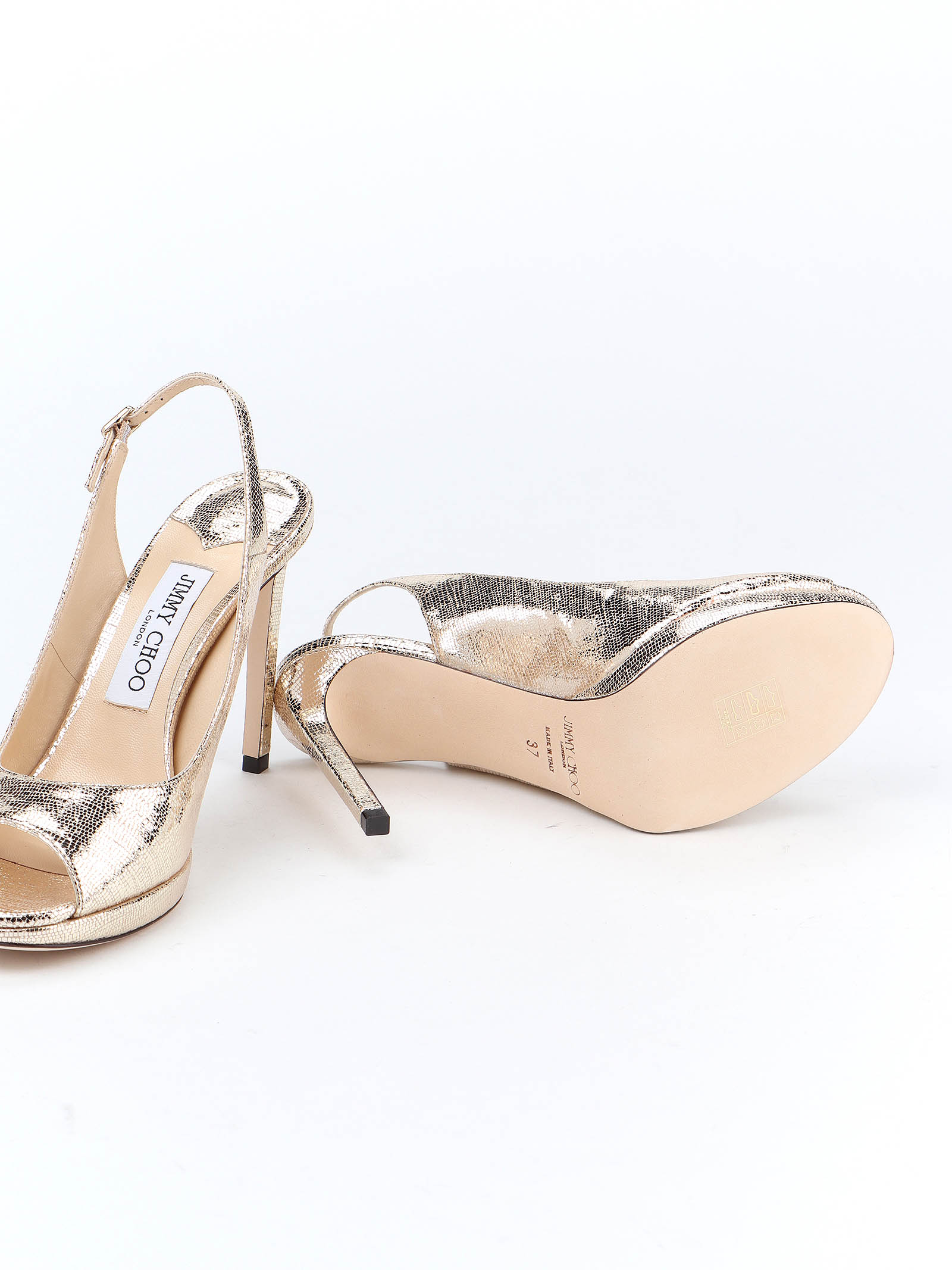 Picture of Jimmy Choo | Open Toe Pump